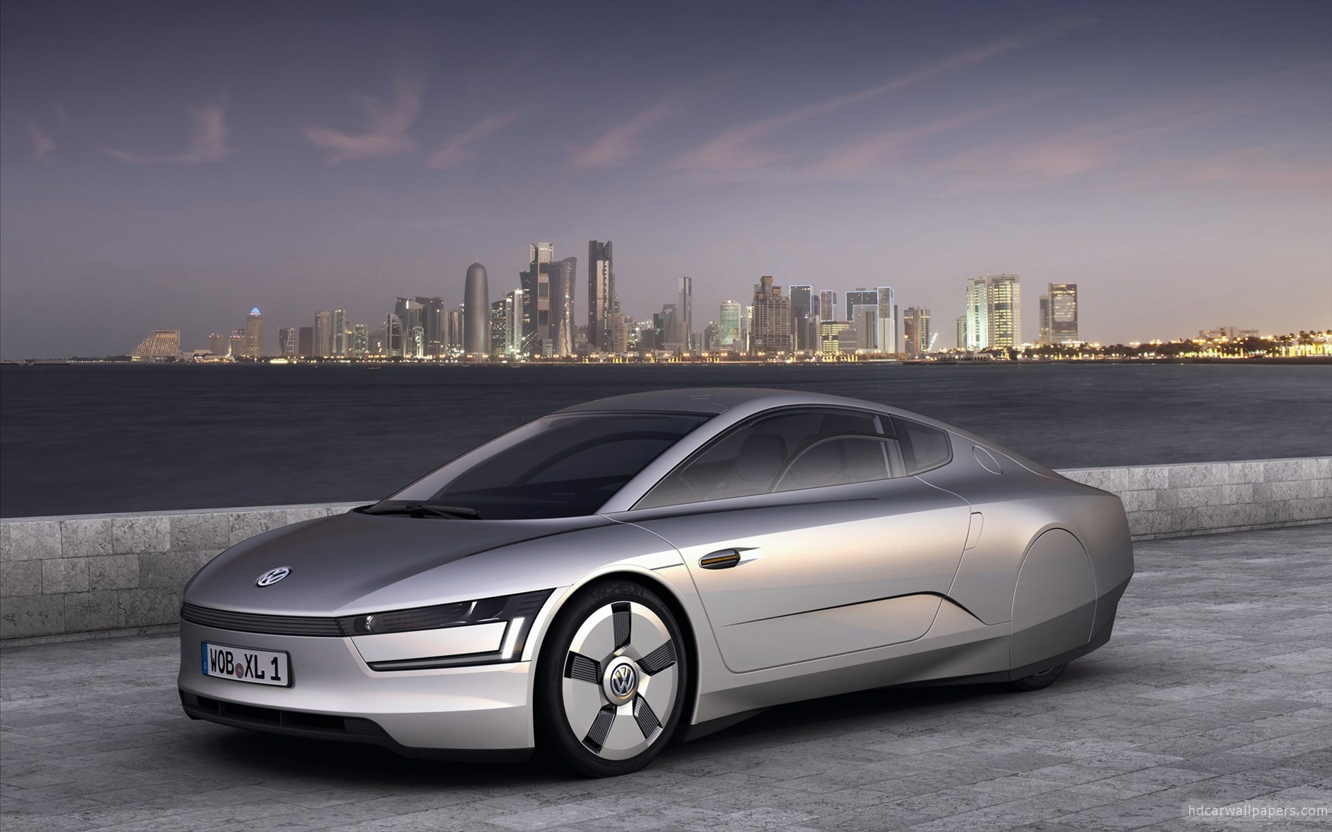 2011 Volkswagen XL1 Concept 4 Wallpaper | HD Car Wallpapers