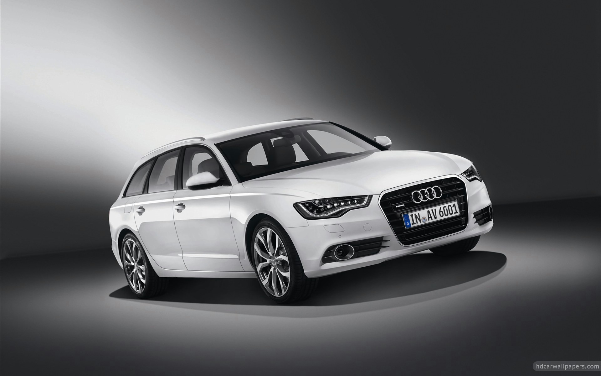 2012 Audi A6 Avant Wallpaper Hd Car Wallpapers Id 2045