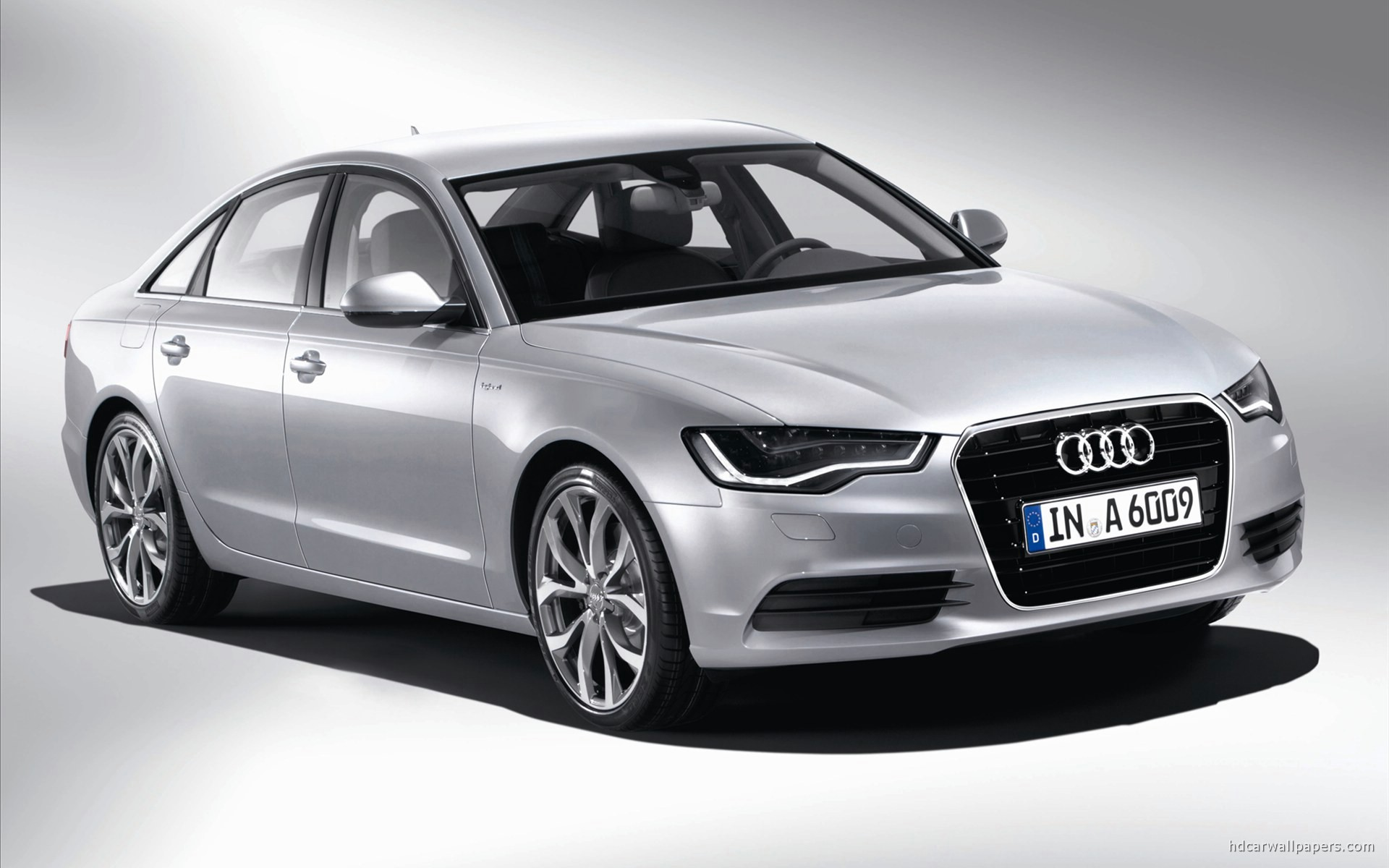 2012 audi a6 hybdid wallpaper hd car wallpapers id 1800. Black Bedroom Furniture Sets. Home Design Ideas