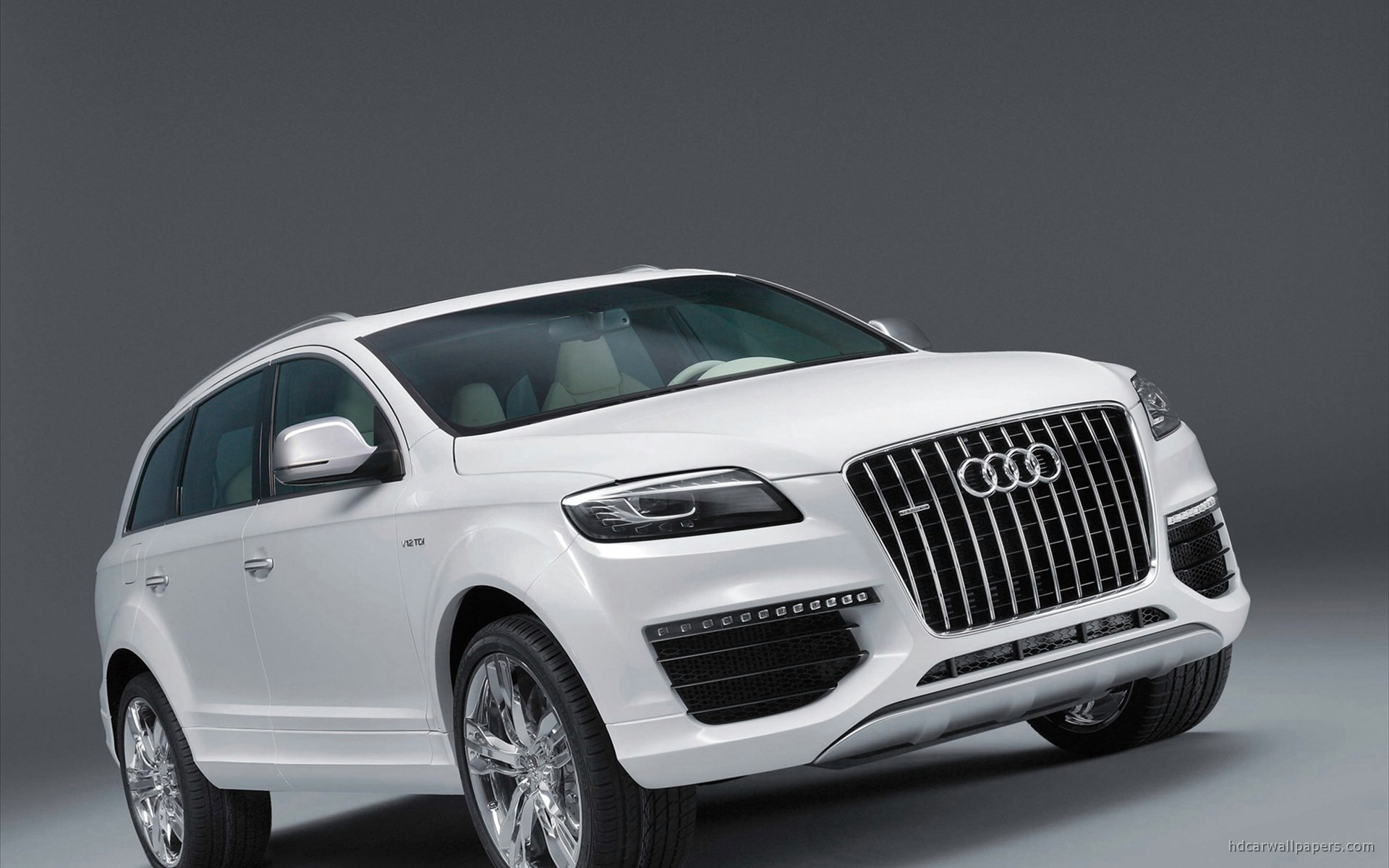2012 Audi Q7 V12 2 Wallpaper Hd Car Wallpapers Id 1802