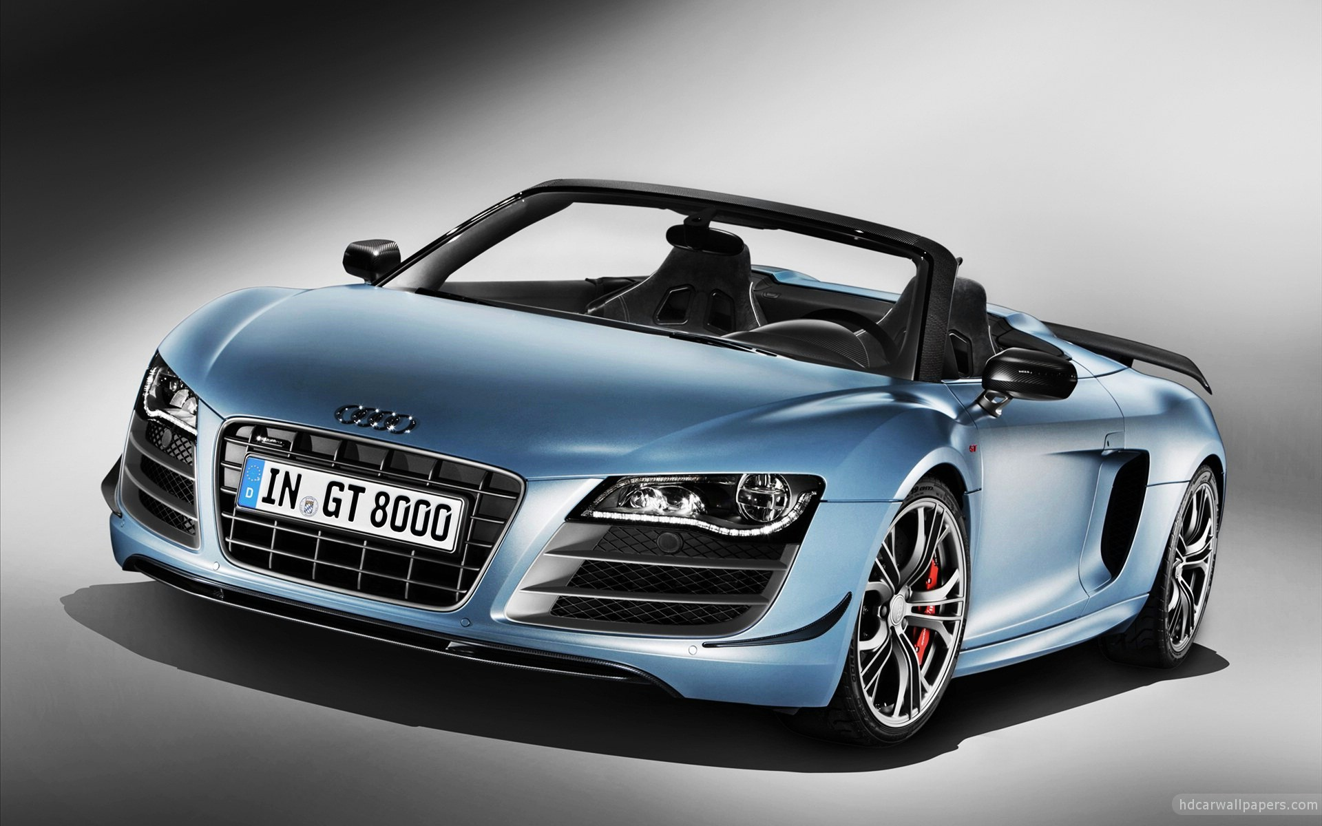 2012 Audi R8 GT Spyder Wallpaper  HD Car Wallpapers