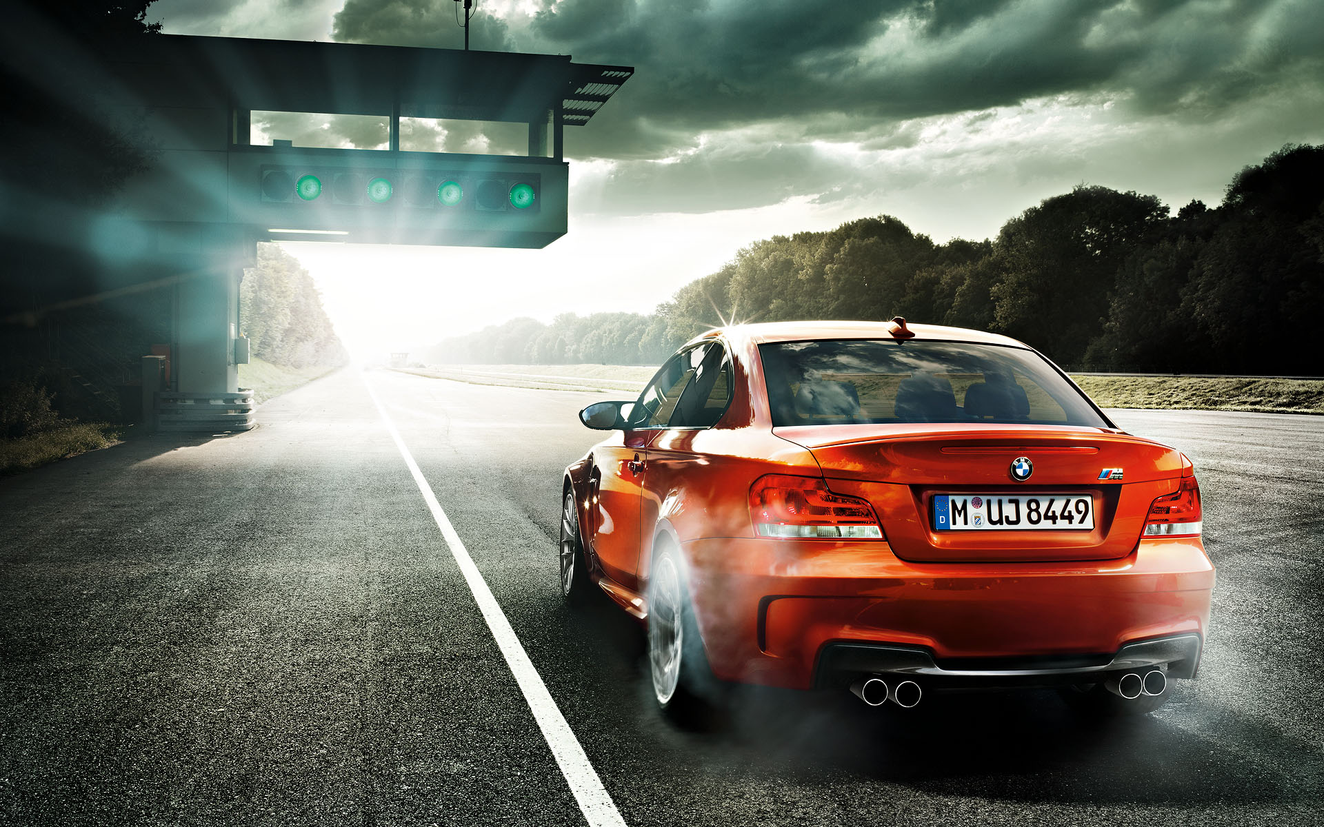 2012 Bmw 1 Series Coupe 2 Wallpaper Hd Car Wallpapers Id 2560