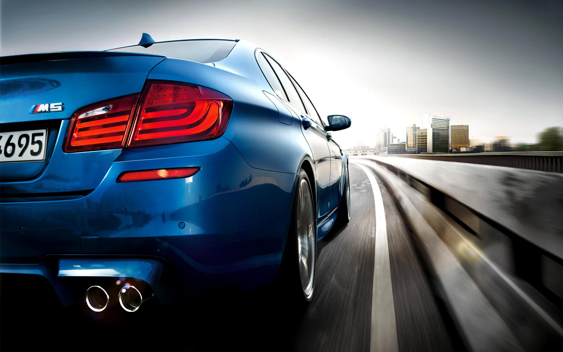 2012 BMW F10 M5 4 Wallpaper | HD Car Wallpapers | ID #2564