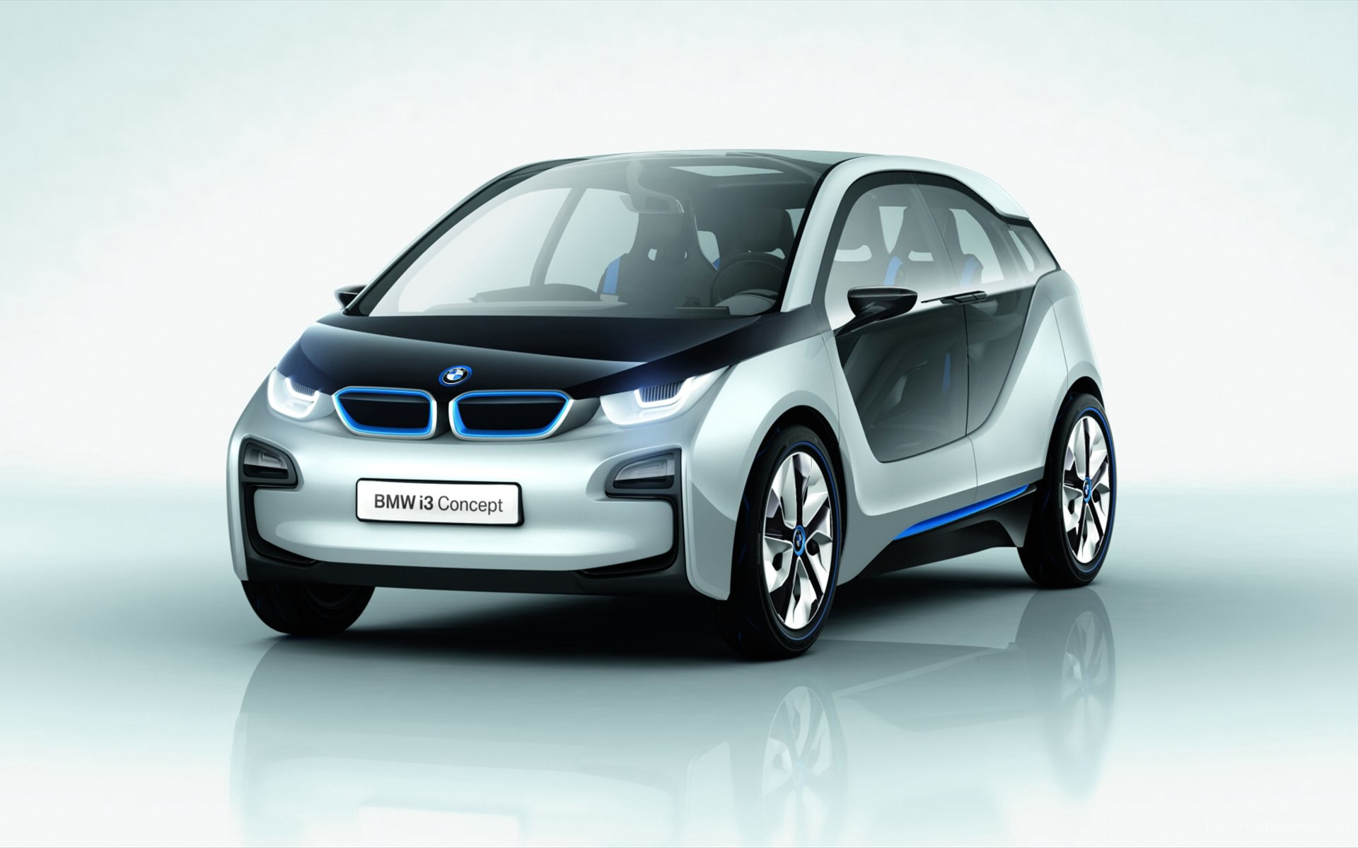 2012 BMW i3 Concept Wallpaper | HD Car Wallpapers | ID #2155