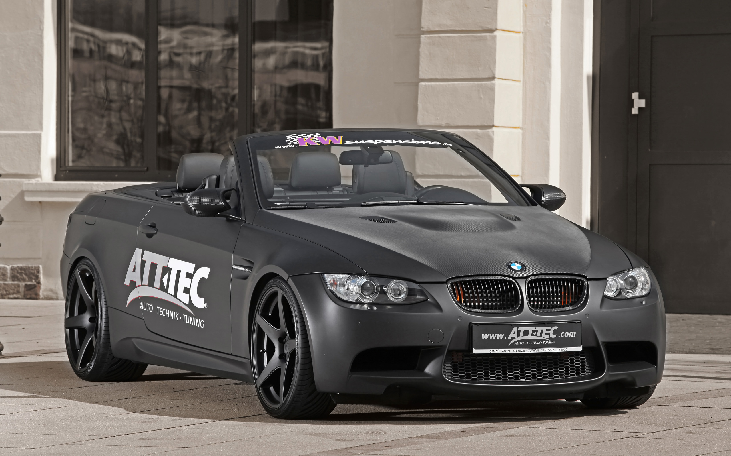 2012 BMW M3 By ATT TEC Wallpaper | HD Car Wallpapers