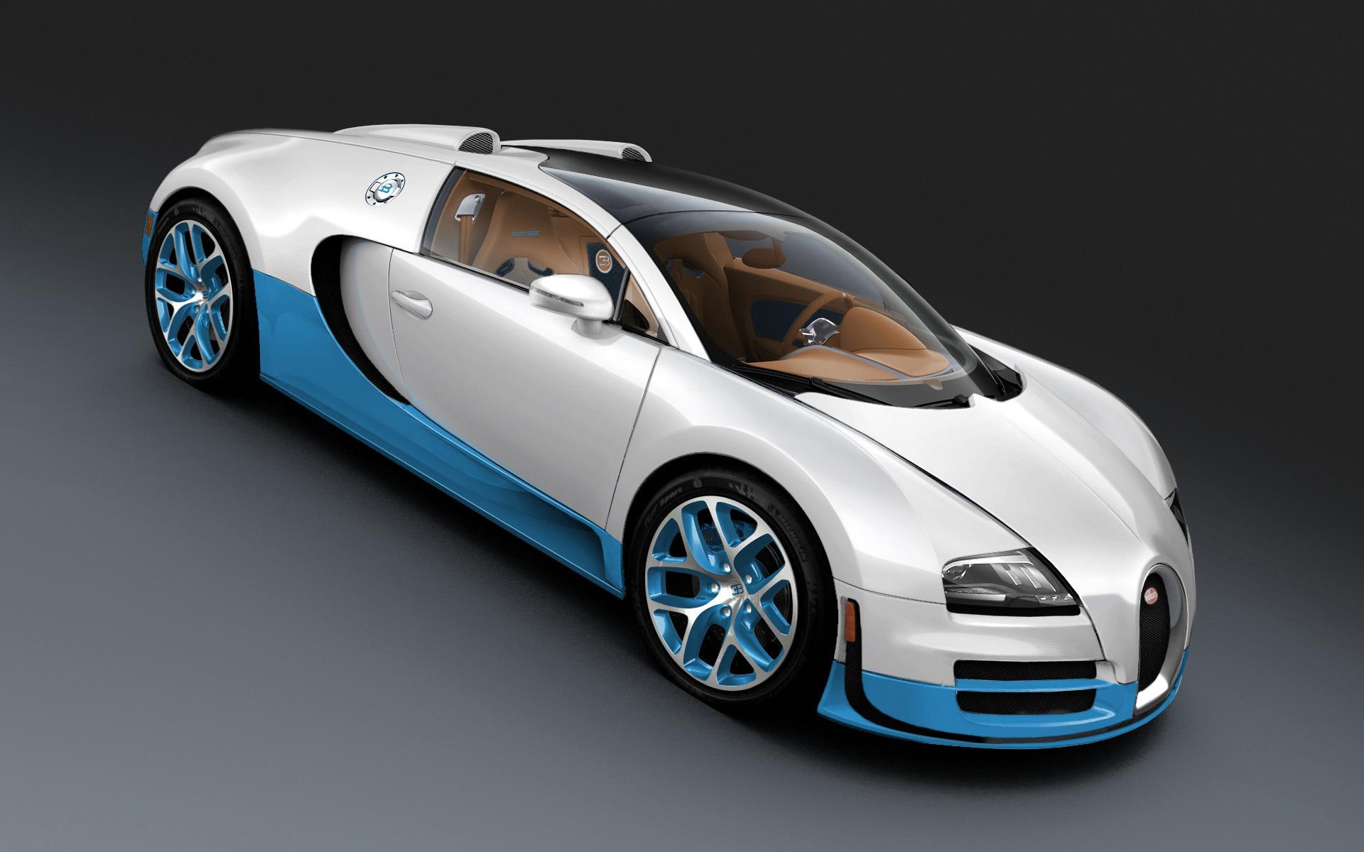2012 Bugatti Veyron Grand Sport Vitesse Bianco Wallpaper ...