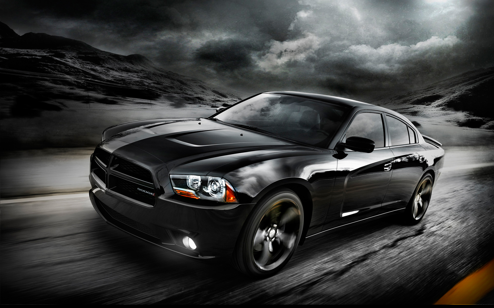 2 Door Charger Hellcat >> 2012 Dodge Charger Wallpaper | HD Car Wallpapers | ID #2464