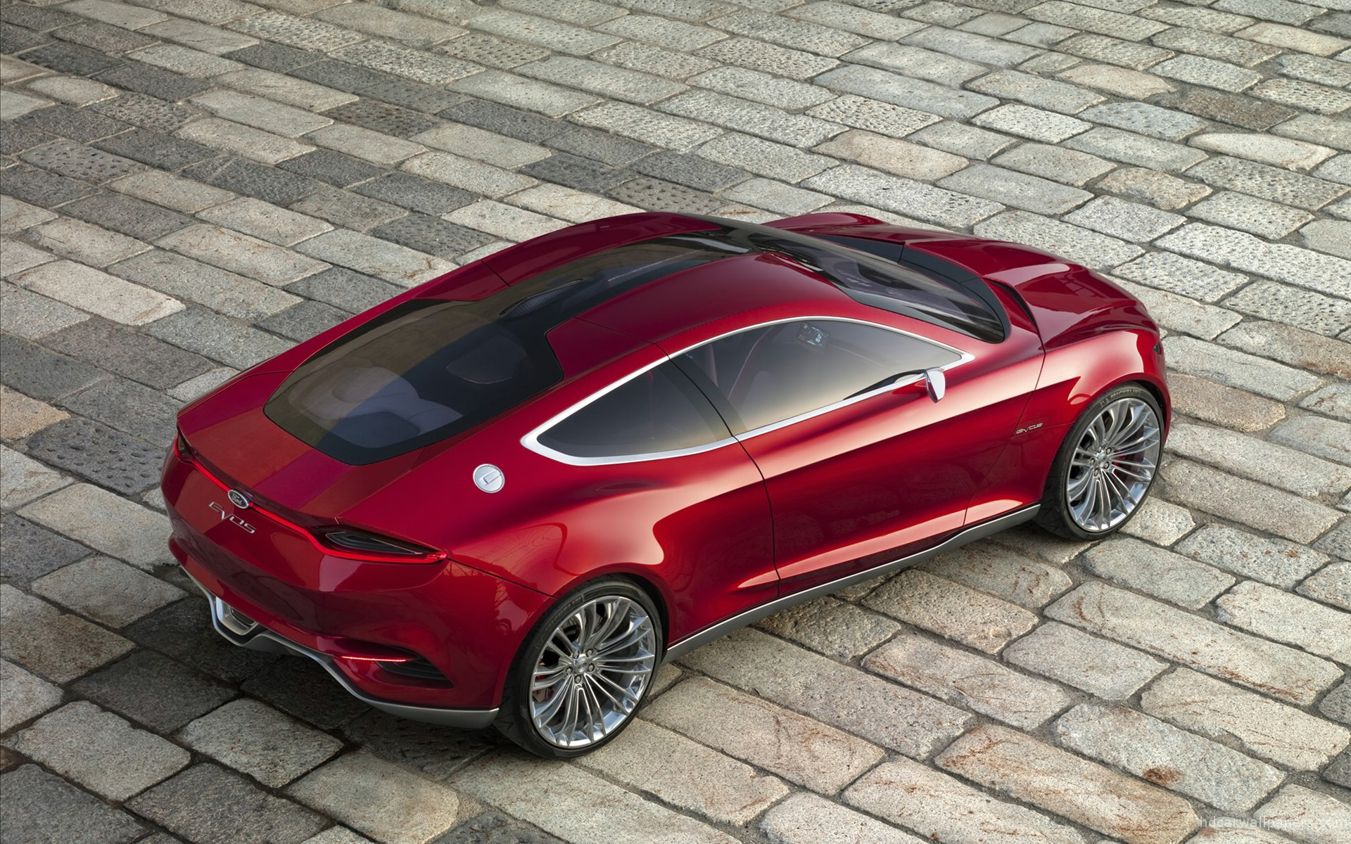2012 Ford Evos Concept 2 Wallpaper | HD Car Wallpapers