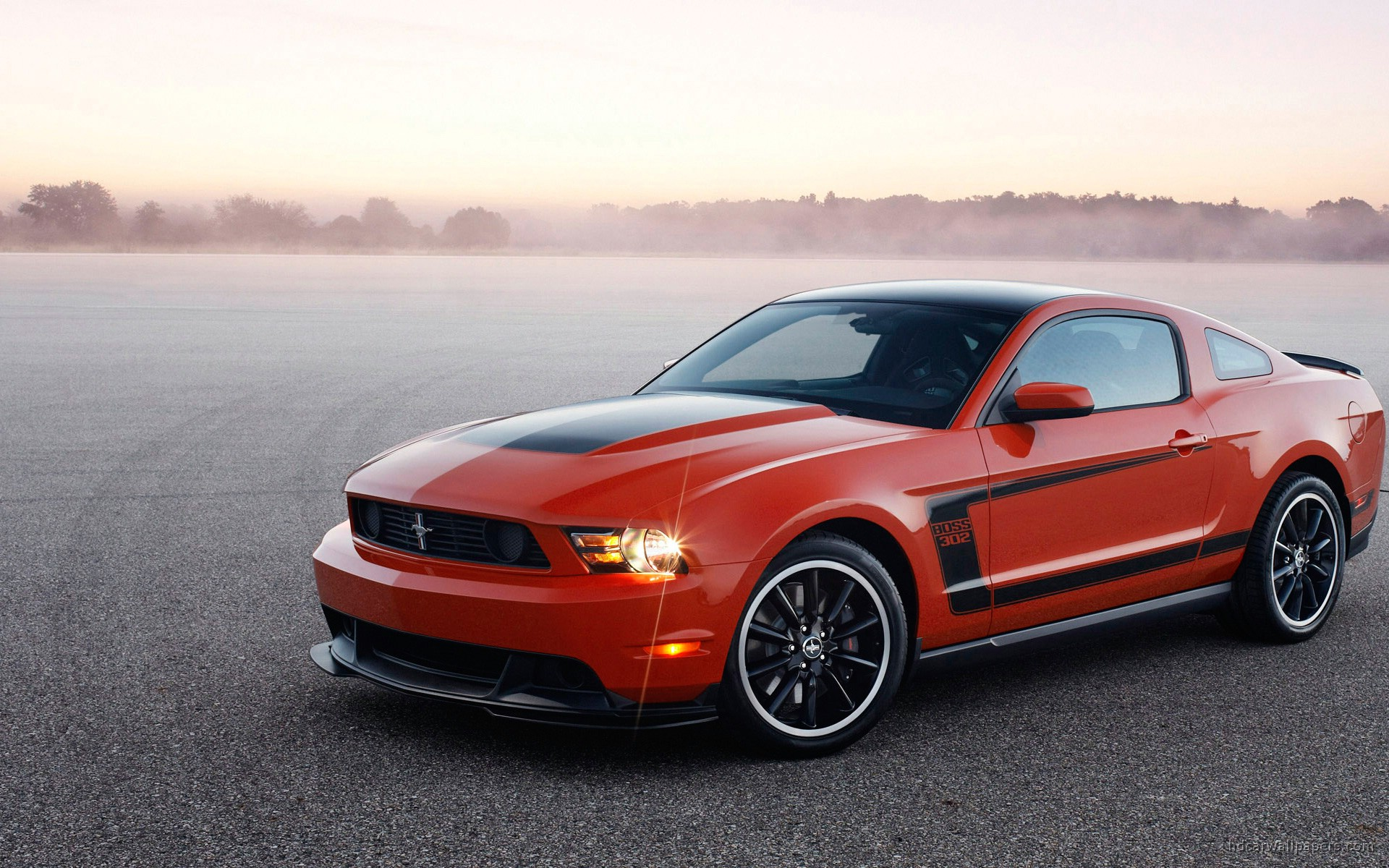 2012 Ford Mustang Boss 4 Wallpaper Hd Car Wallpapers