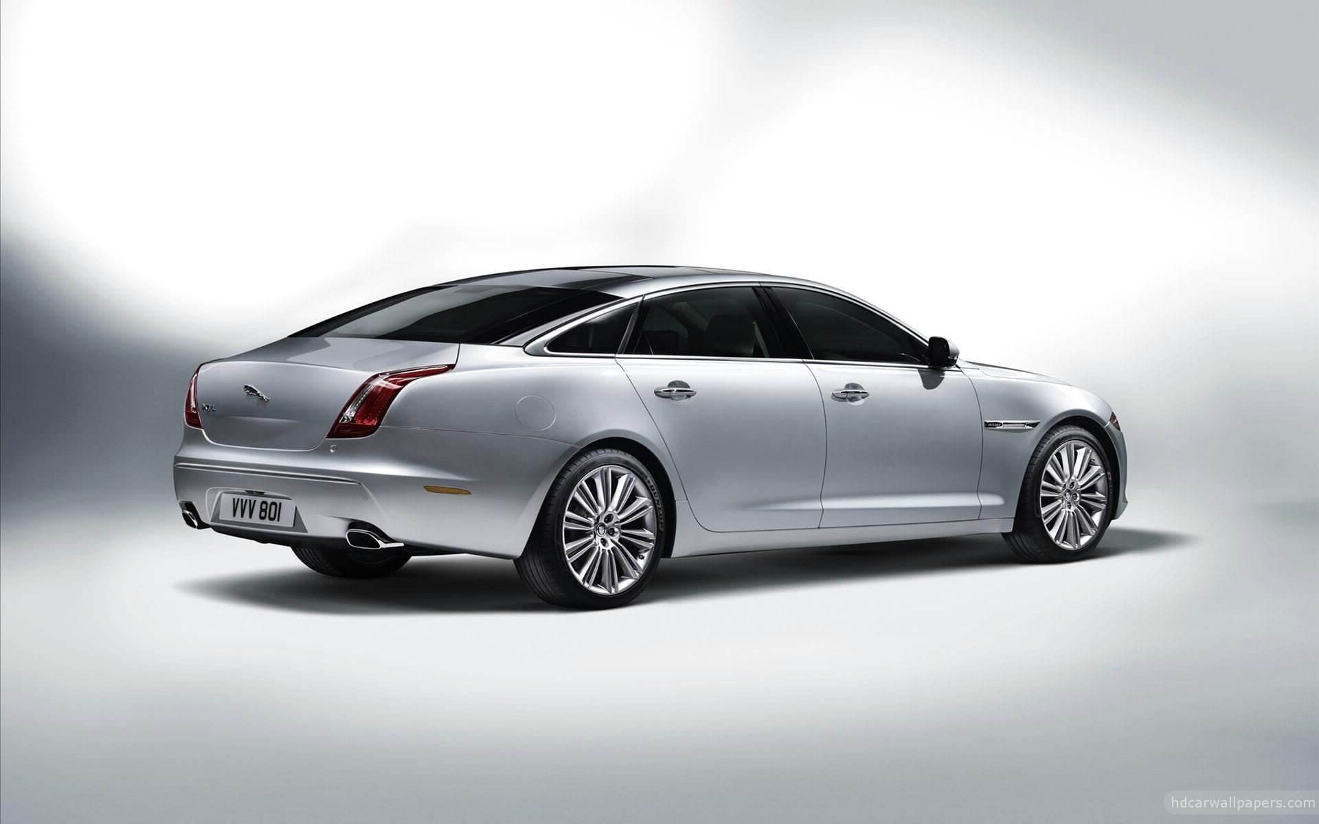 2012 Jaguar XJ 2