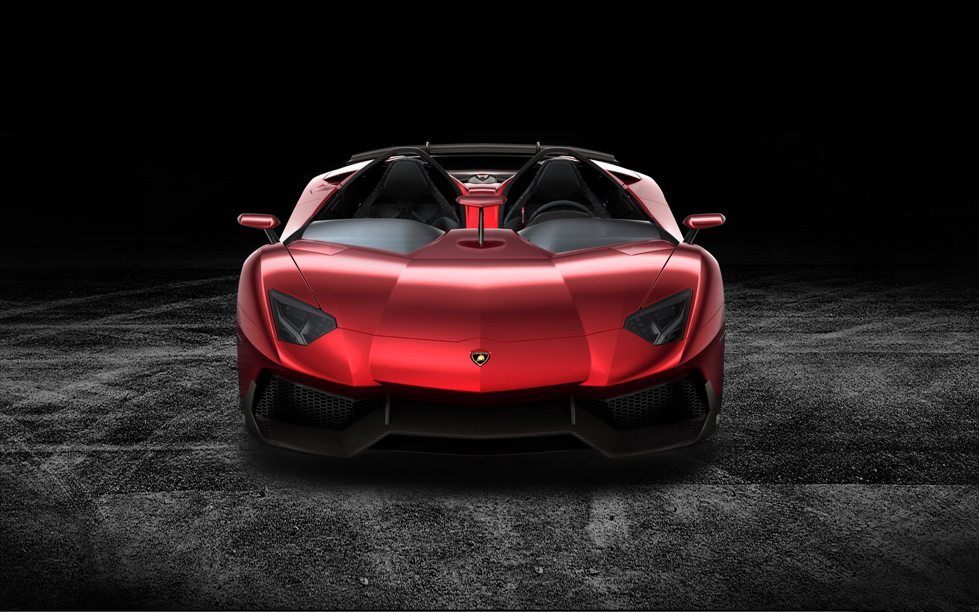 2012 Lamborghini Aventador J 2 Wallpaper | HD Car Wallpapers