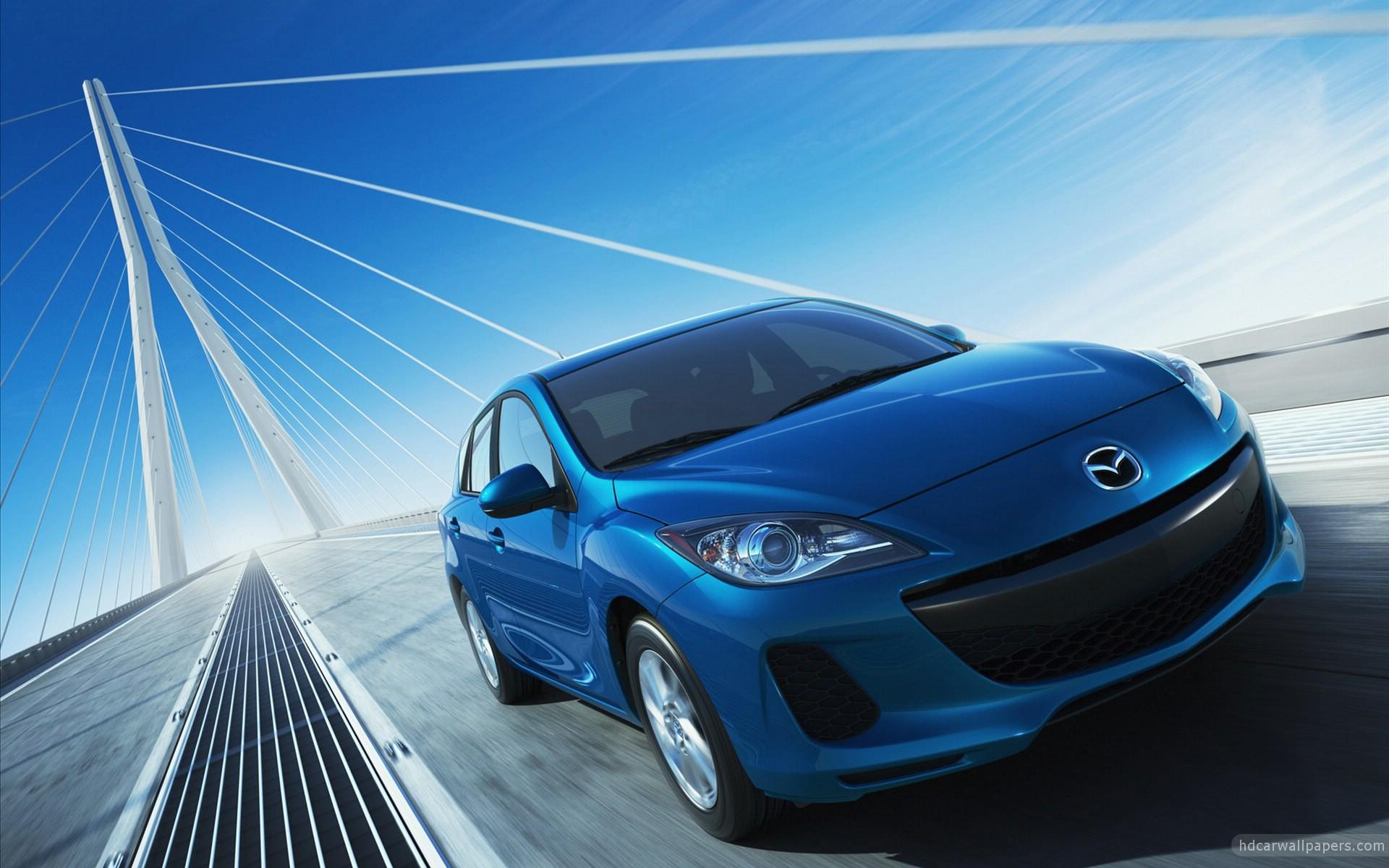 2012 Mazda 3 2 Wallpaper