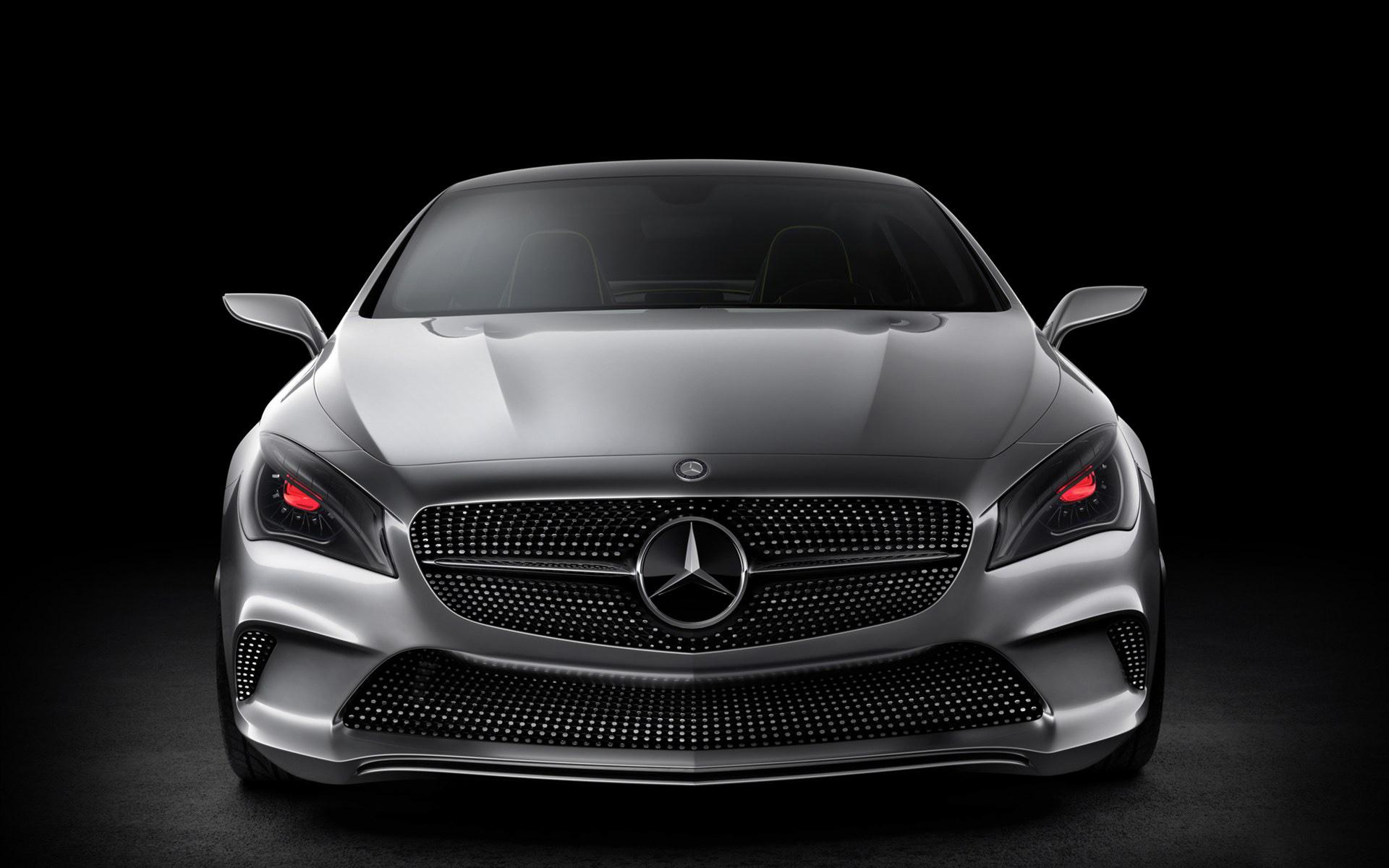 2012 Mercedes Benz Concept Wallpaper Hd Car Wallpapers