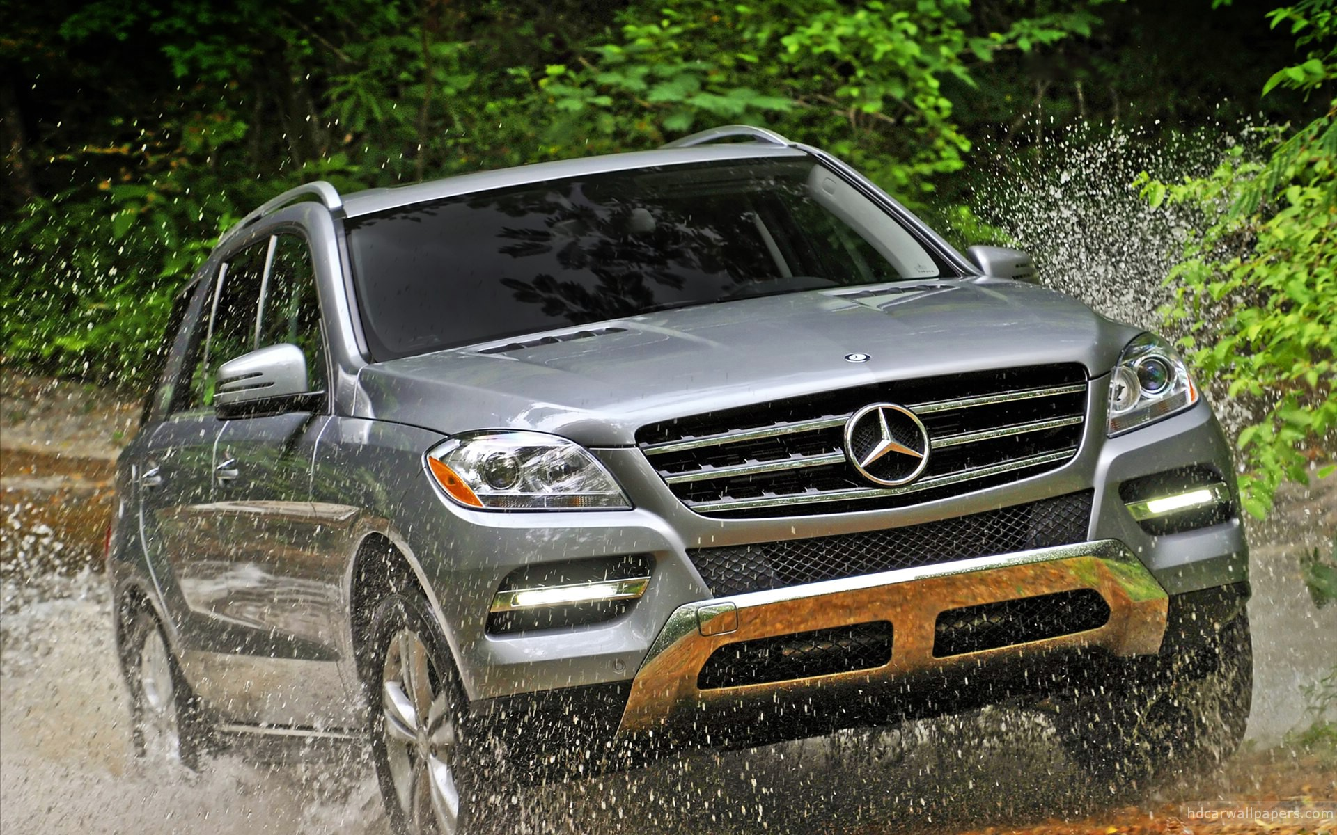 2012 mercedes benz ml350 wallpaper hd car wallpapers id. Black Bedroom Furniture Sets. Home Design Ideas