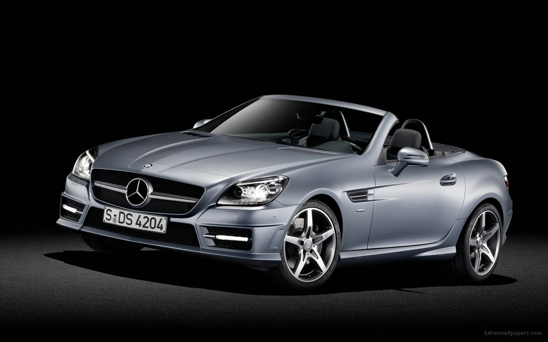 2012 mercedes benz slk roadster 3 wallpaper hd car. Black Bedroom Furniture Sets. Home Design Ideas