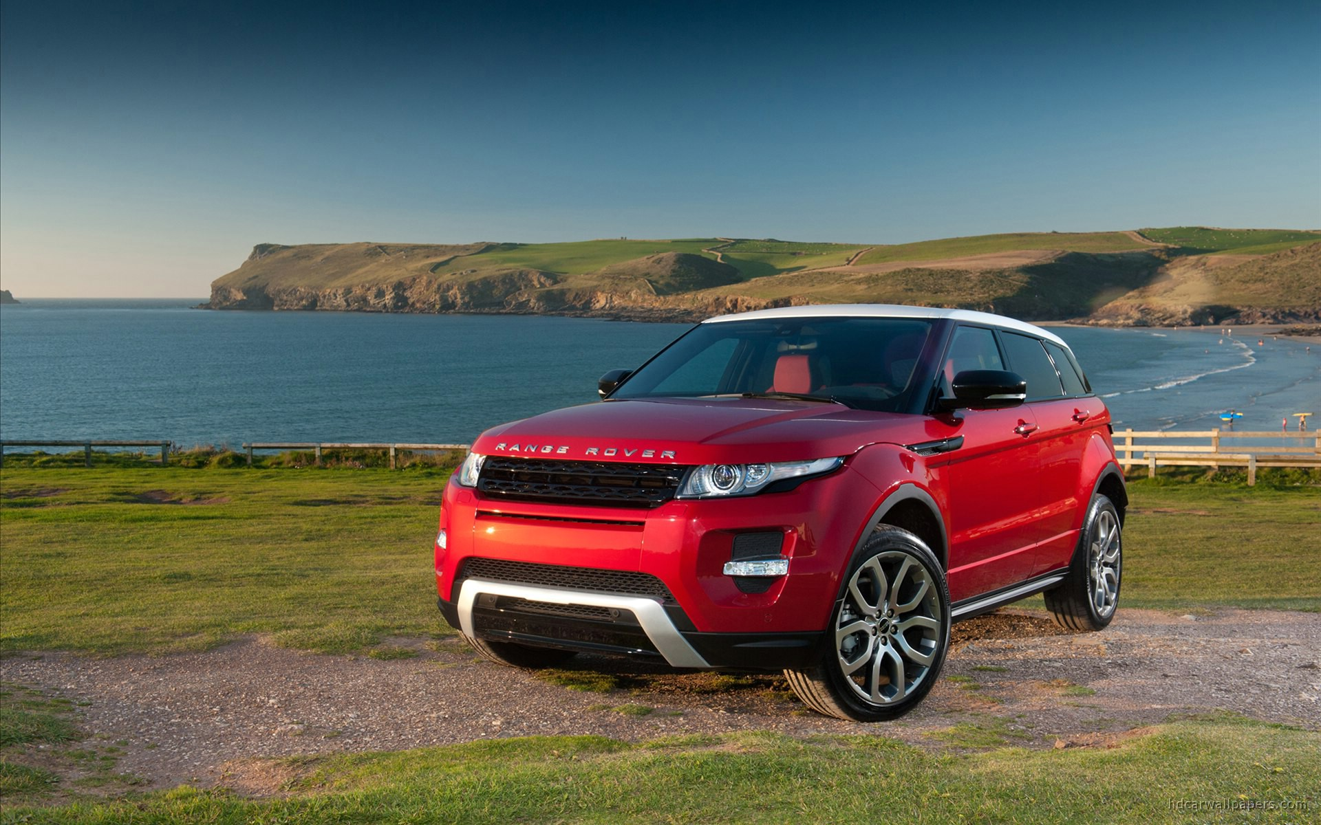 2012 range rover evoque 2 wallpaper hd car wallpapers id 1837. Black Bedroom Furniture Sets. Home Design Ideas