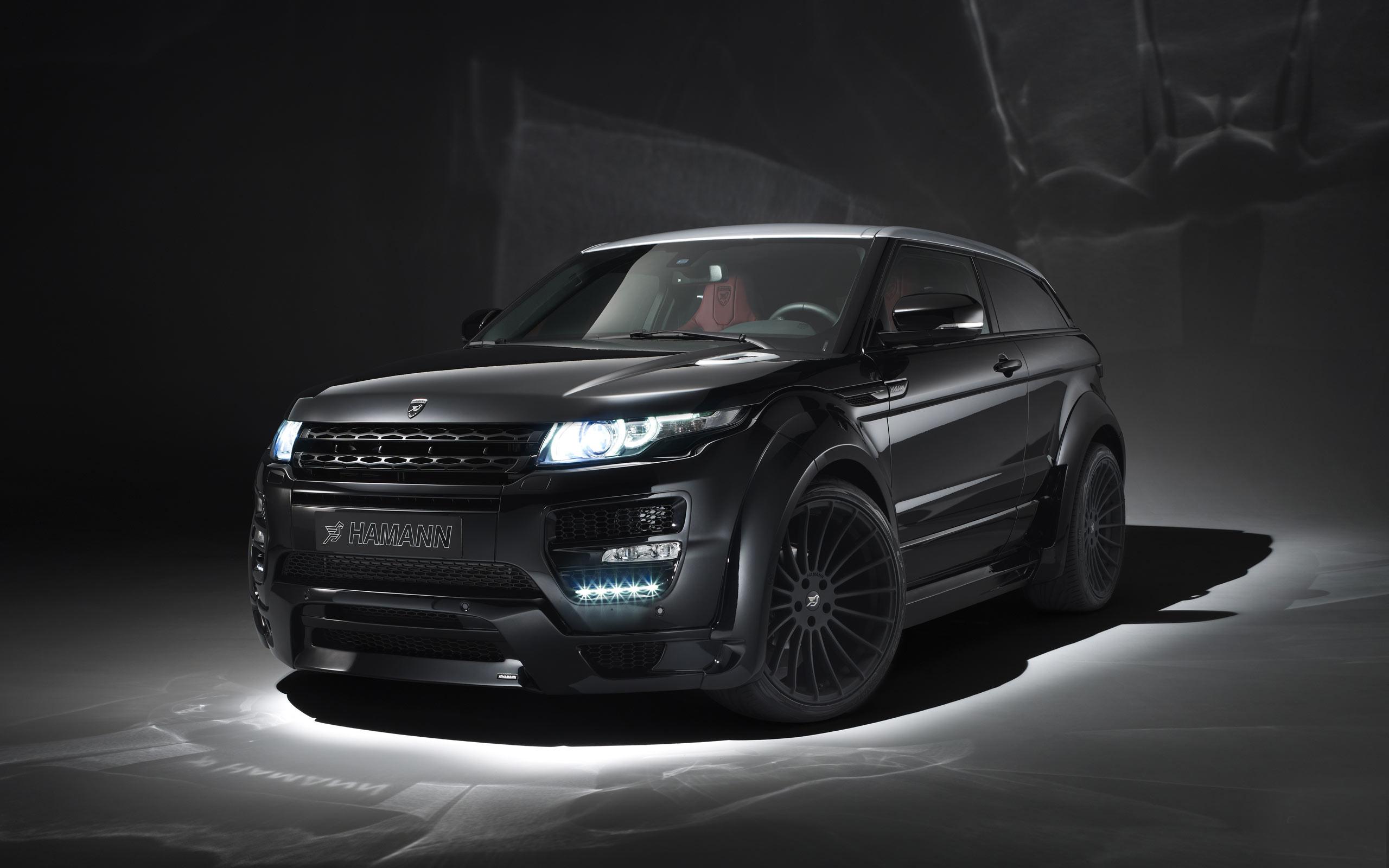 Land Rover Autobiography >> 2012 Range Rover Evoque Hamann Wallpaper | HD Car ...
