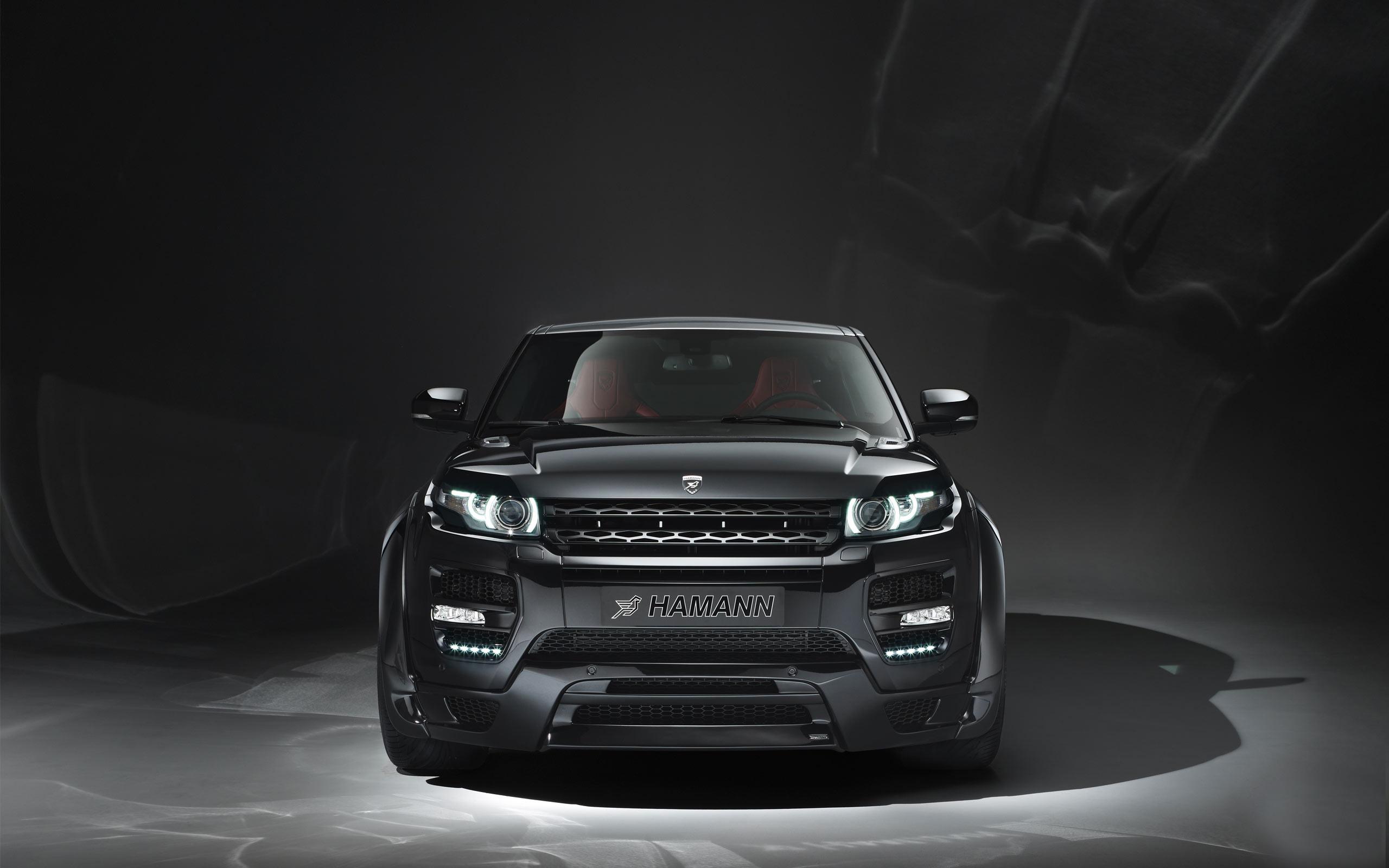 2012 Range Rover Evoque Hamann 2 Wallpaper Hd Car Wallpapers Id