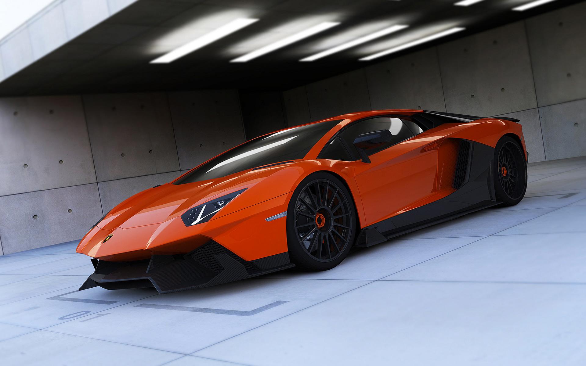 2012 RENM Lamborghini Aventador