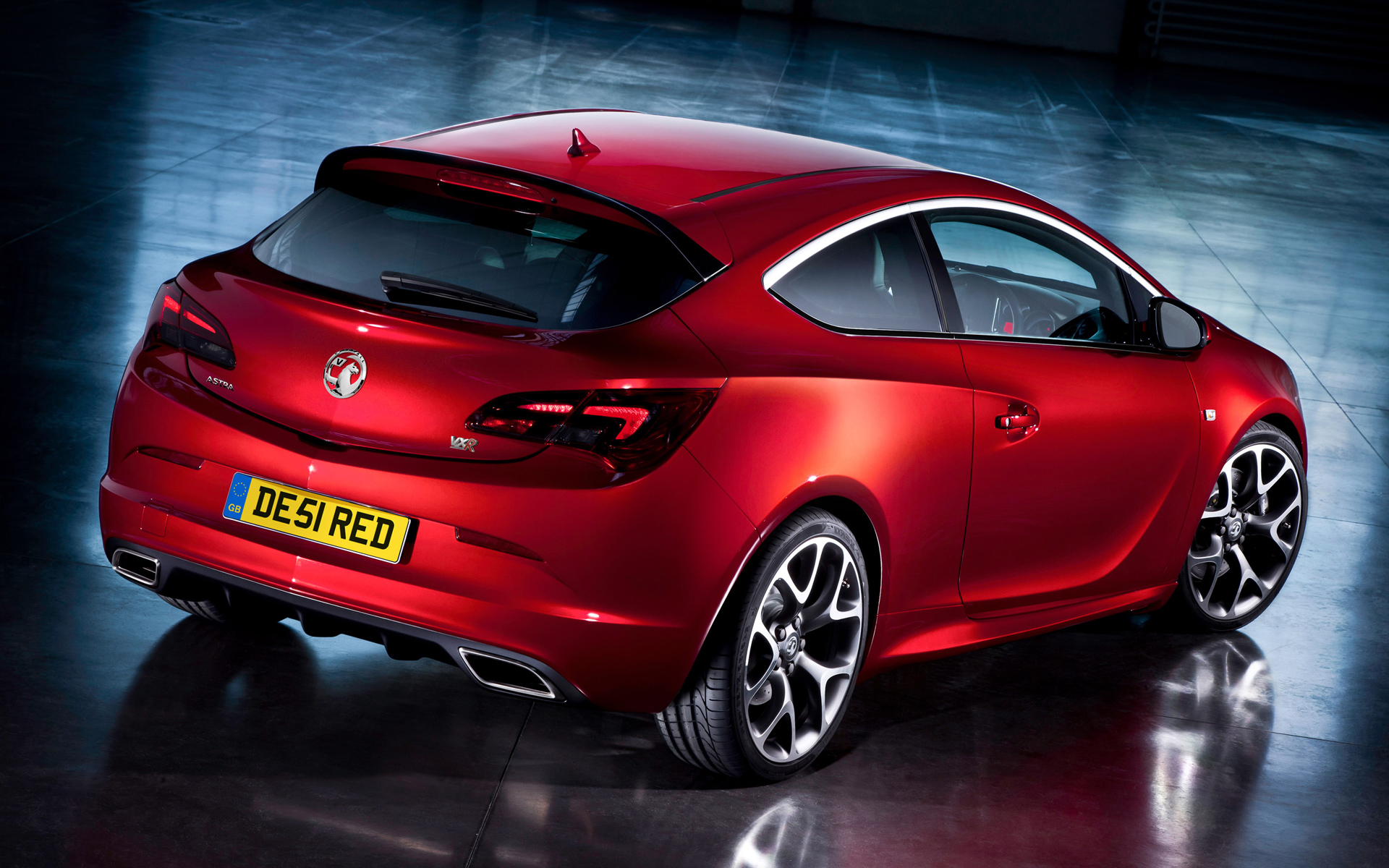 2012 vauxhall astra vxr 2 wallpaper hd car wallpapers id 2293. Black Bedroom Furniture Sets. Home Design Ideas