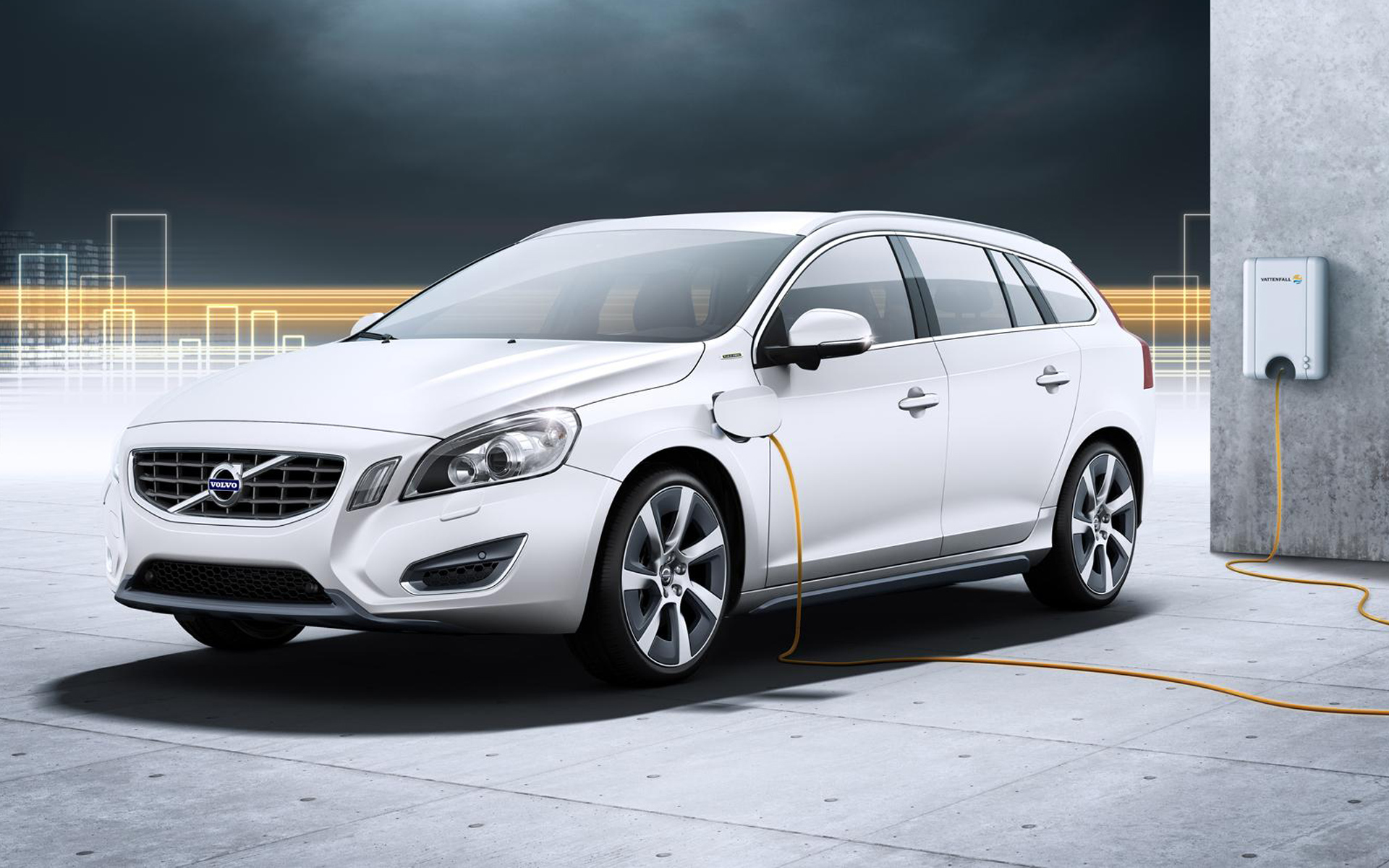 Volvo V60 Hybrid Käyttövoimavero