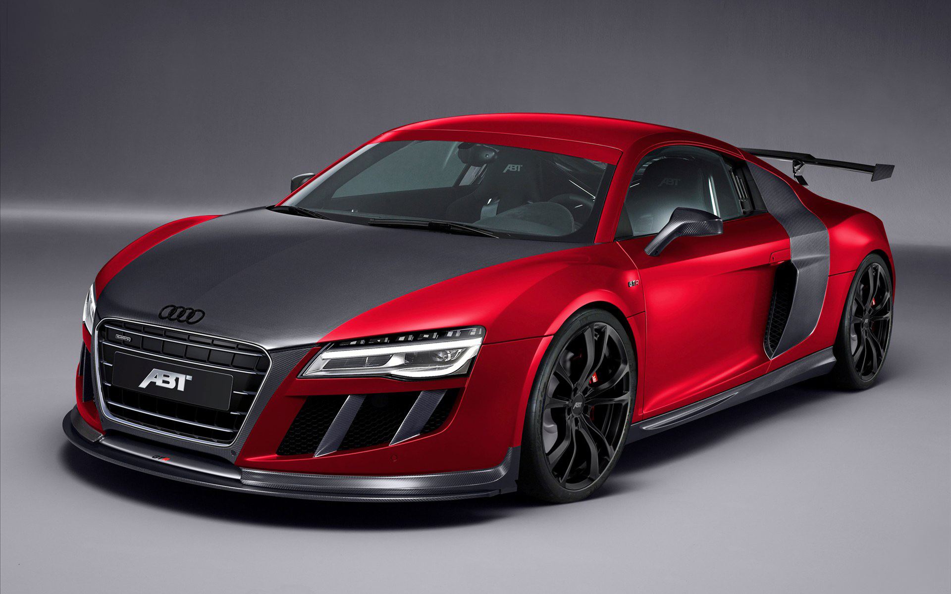 2013 Abt Audi R8 Gtr Wallpaper Hd Car Wallpapers Id 3306