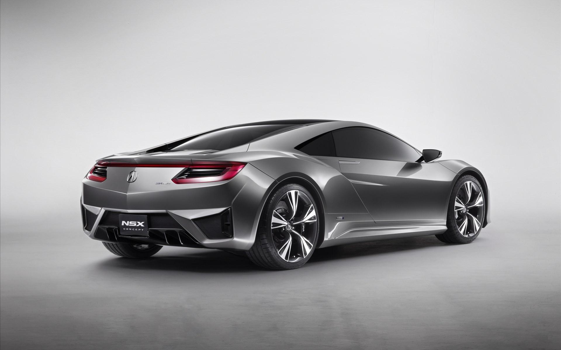 2013 Acura NSX Concept 3 Wallpaper | HD Car Wallpapers ...