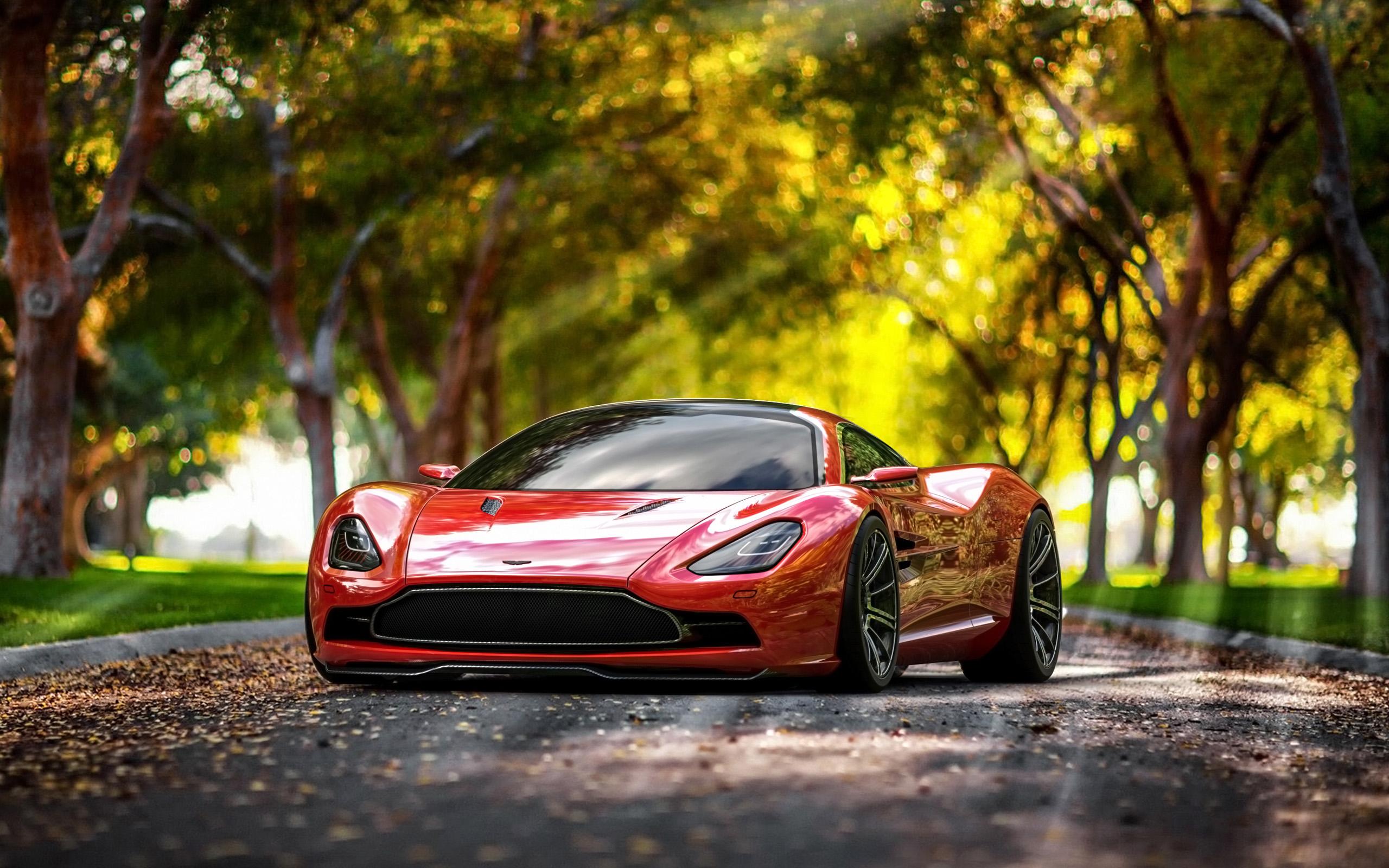 2013 Aston Martin DBC Concept 4 Nice Ideas