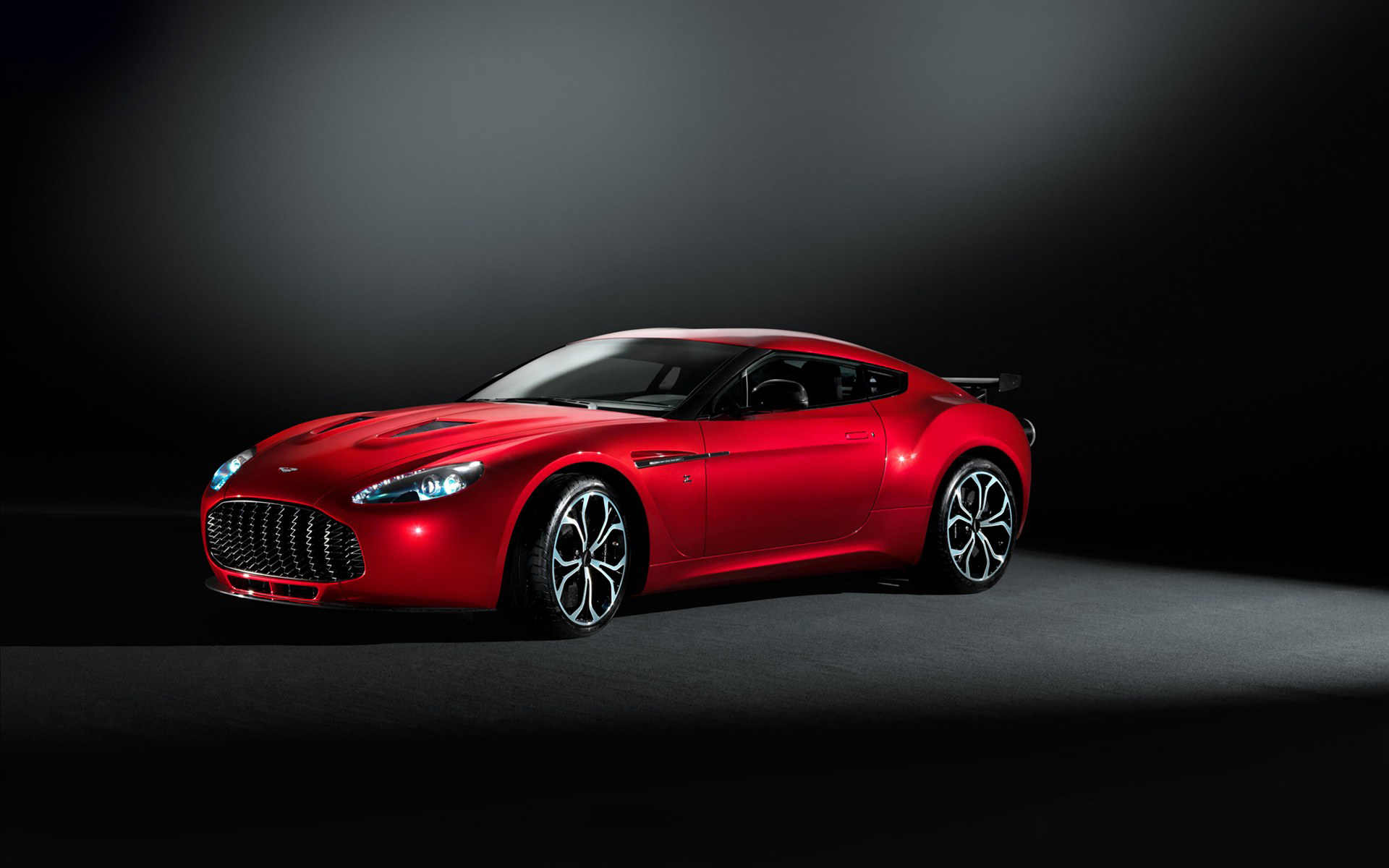 2013 aston martin v12 zagato wallpaper | hd car wallpapers | id #2453