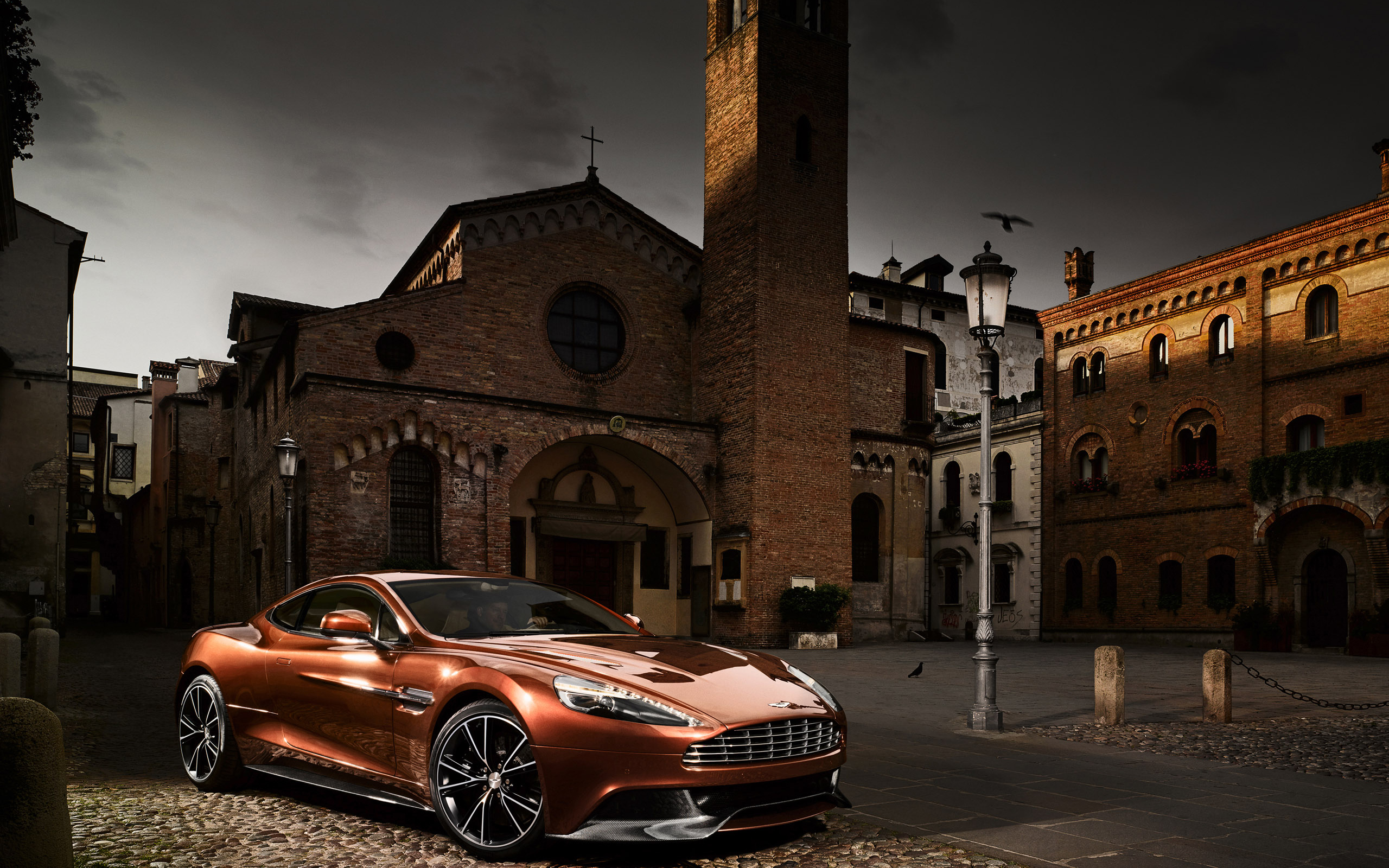 2013 Aston Martin Vanquish Wallpaper Hd Car Wallpapers