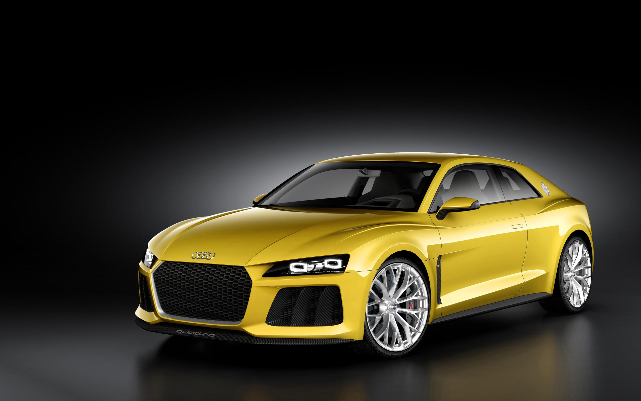 Audi Sport Wallpaper Iphone: 2013 Audi Sport Quattro Concept Wallpaper