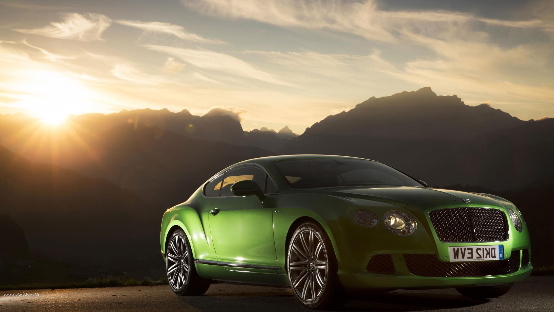 2013 Bentley Continental Gt Speed 2 Wallpaper Hd Car