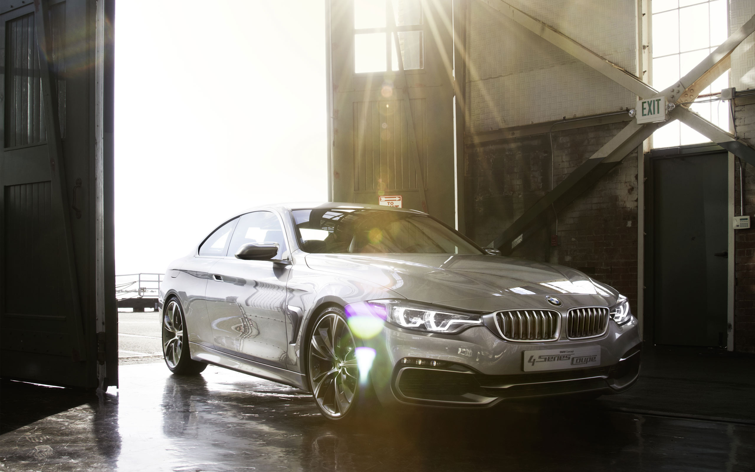 2013 BMW 4 Series Coupe Concept Wallpaper | HD Car Wallpapers | ID #3194