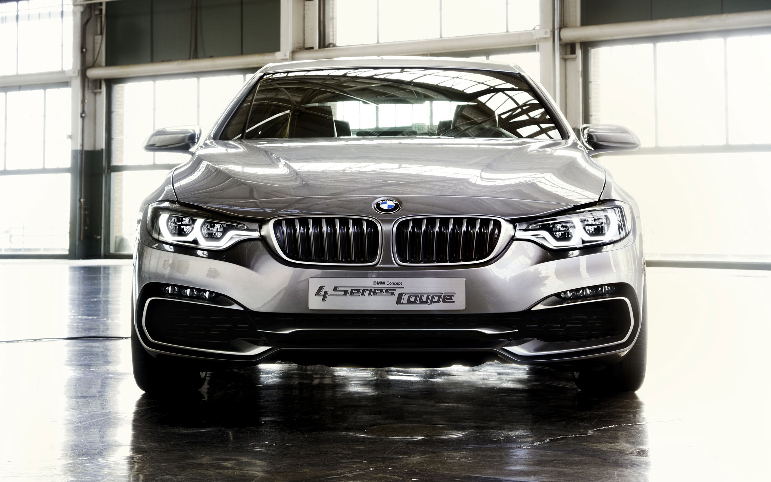 2013 BMW 4 Series Coupe Concept 2 Wallpaper | HD Car Wallpapers | ID ...