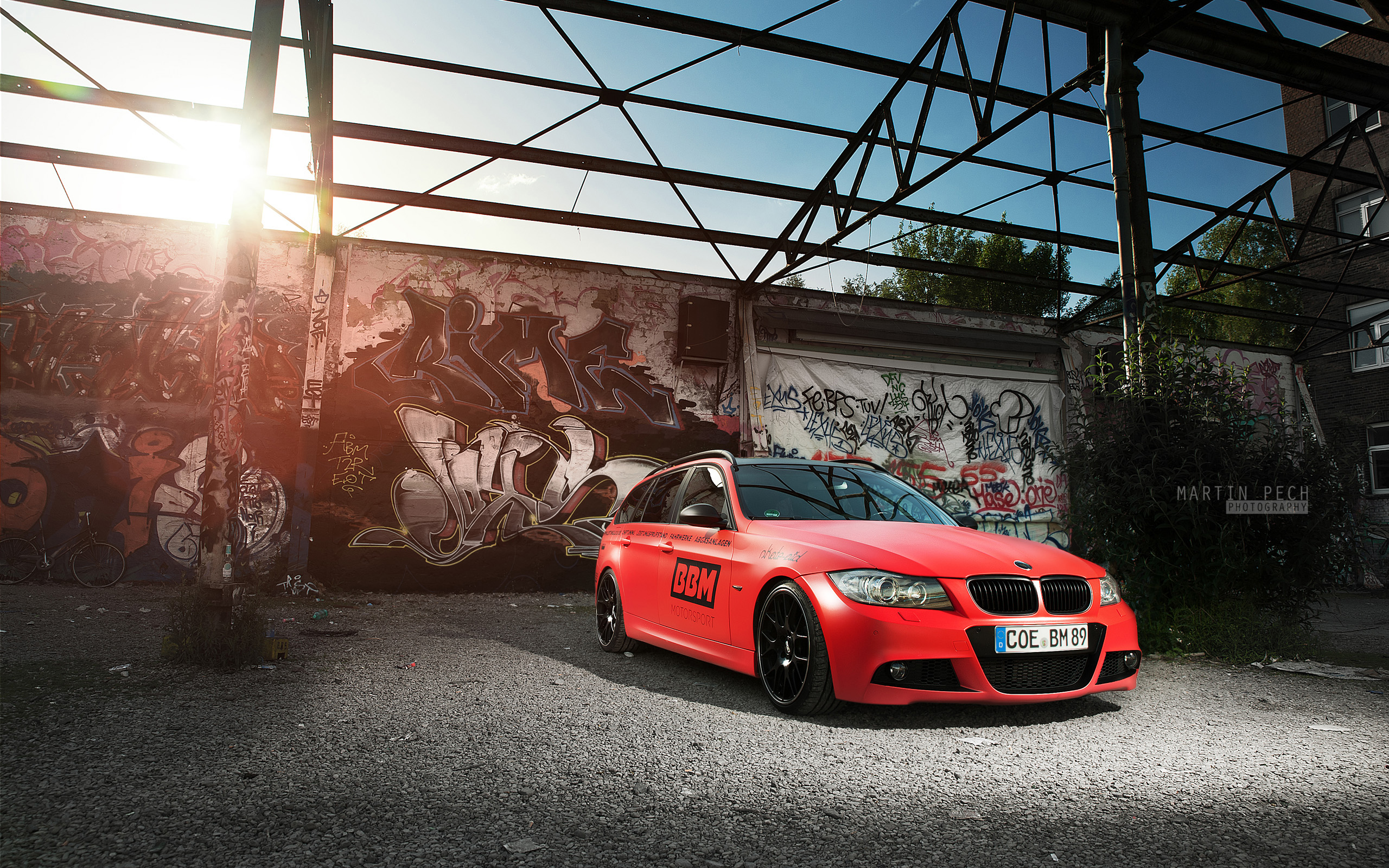 2013 Bmw E91 330d By Bbm Motorsport Wallpaper Hd Car