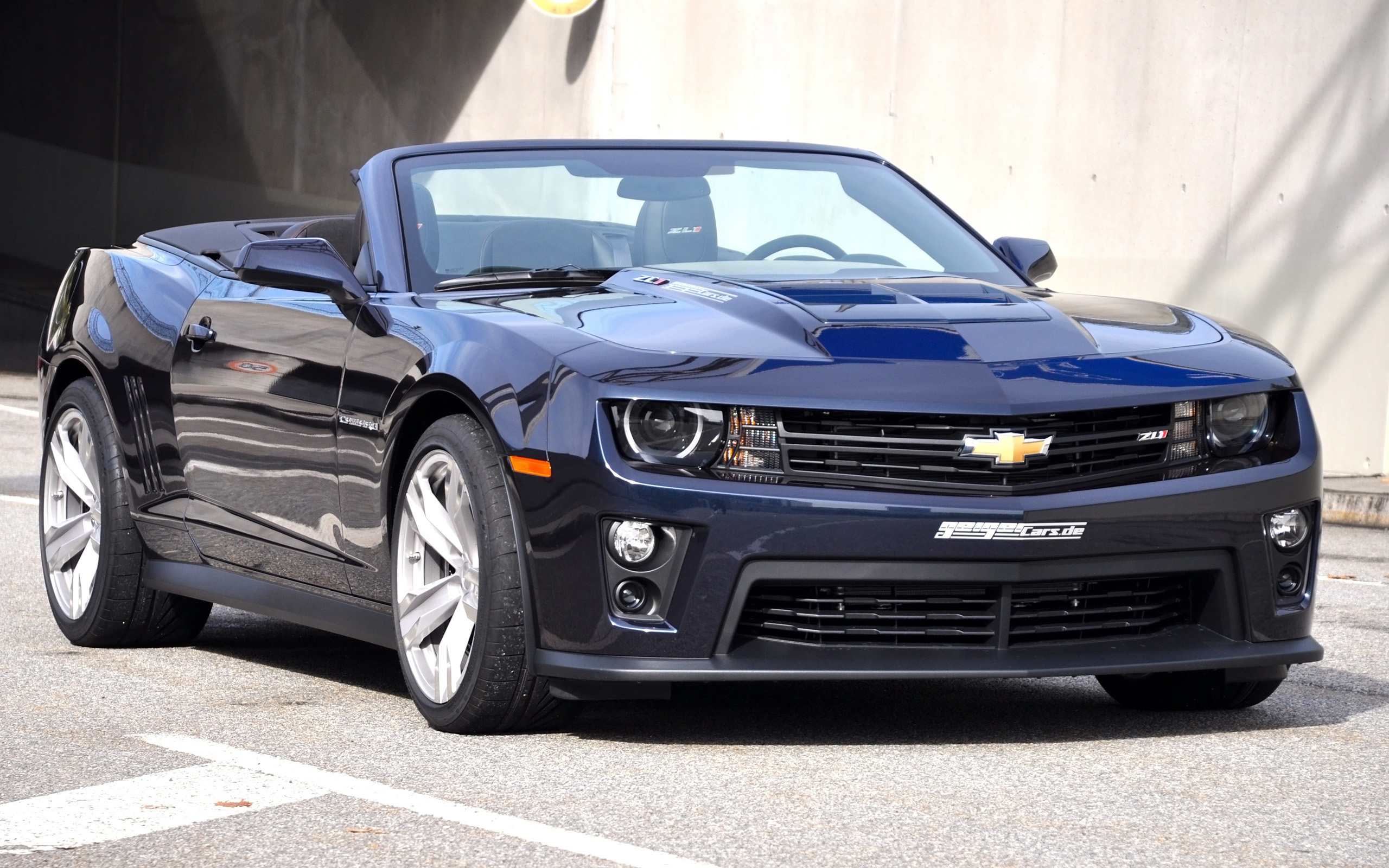 2013 chevrolet camaro zl1 cabrio by geigercars wallpaper. Black Bedroom Furniture Sets. Home Design Ideas