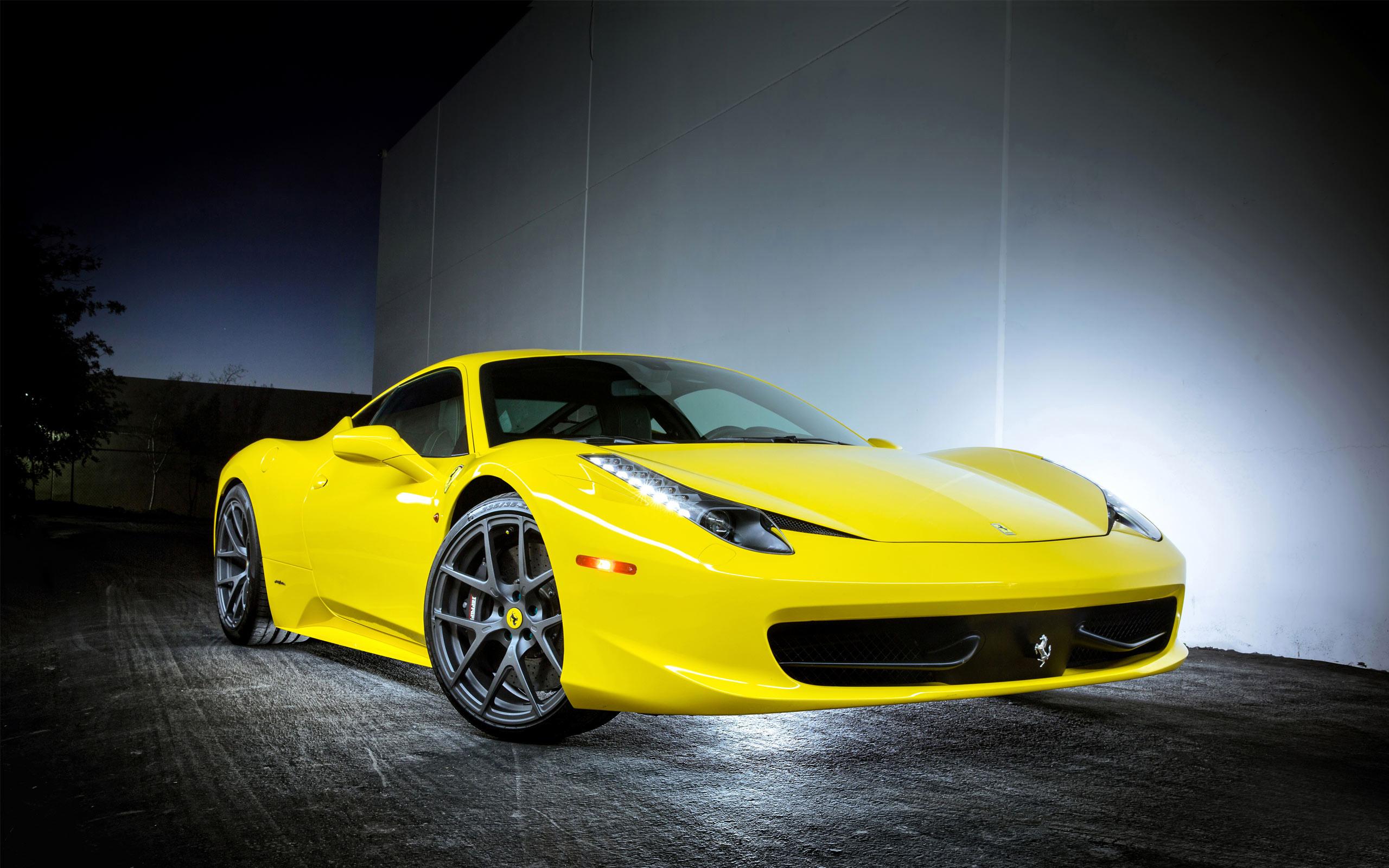 2013 Ferrari 458 Italia Vorsteiner Wallpaper | HD Car Wallpapers ...