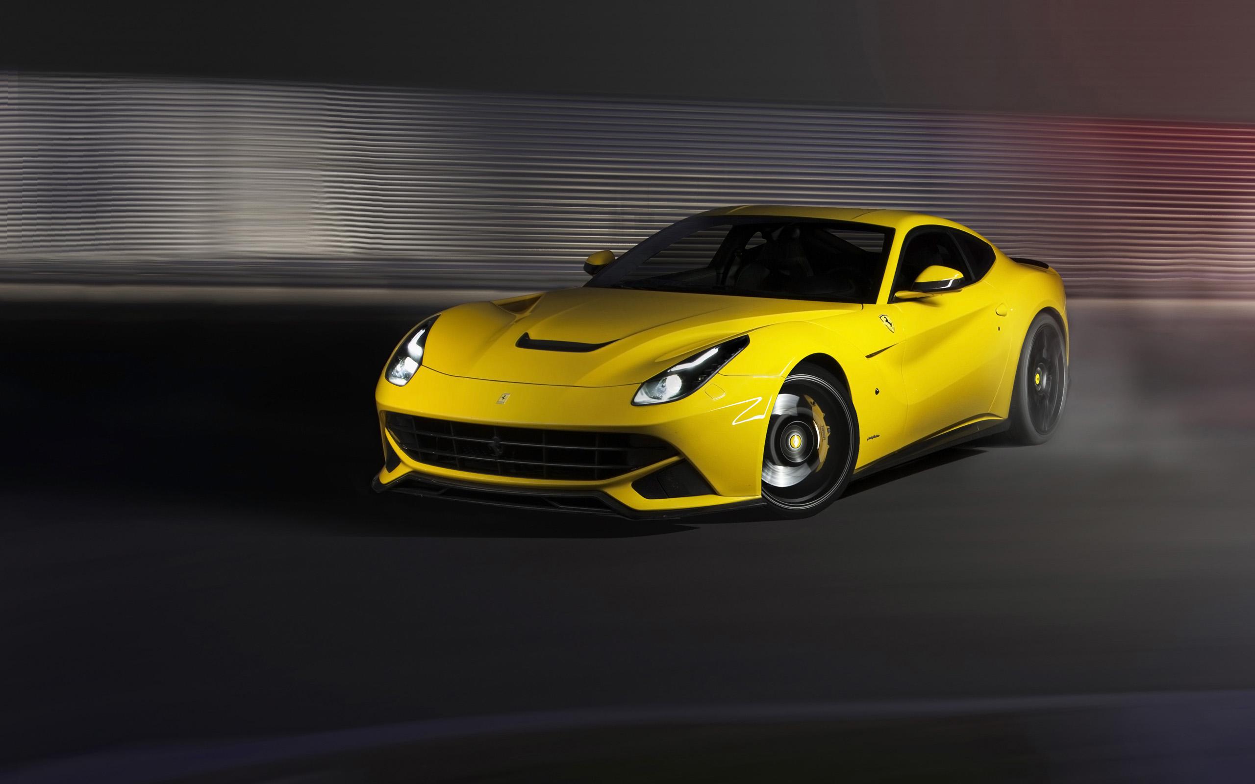 2013 Ferrari F12berlinetta By Novitec Rosso