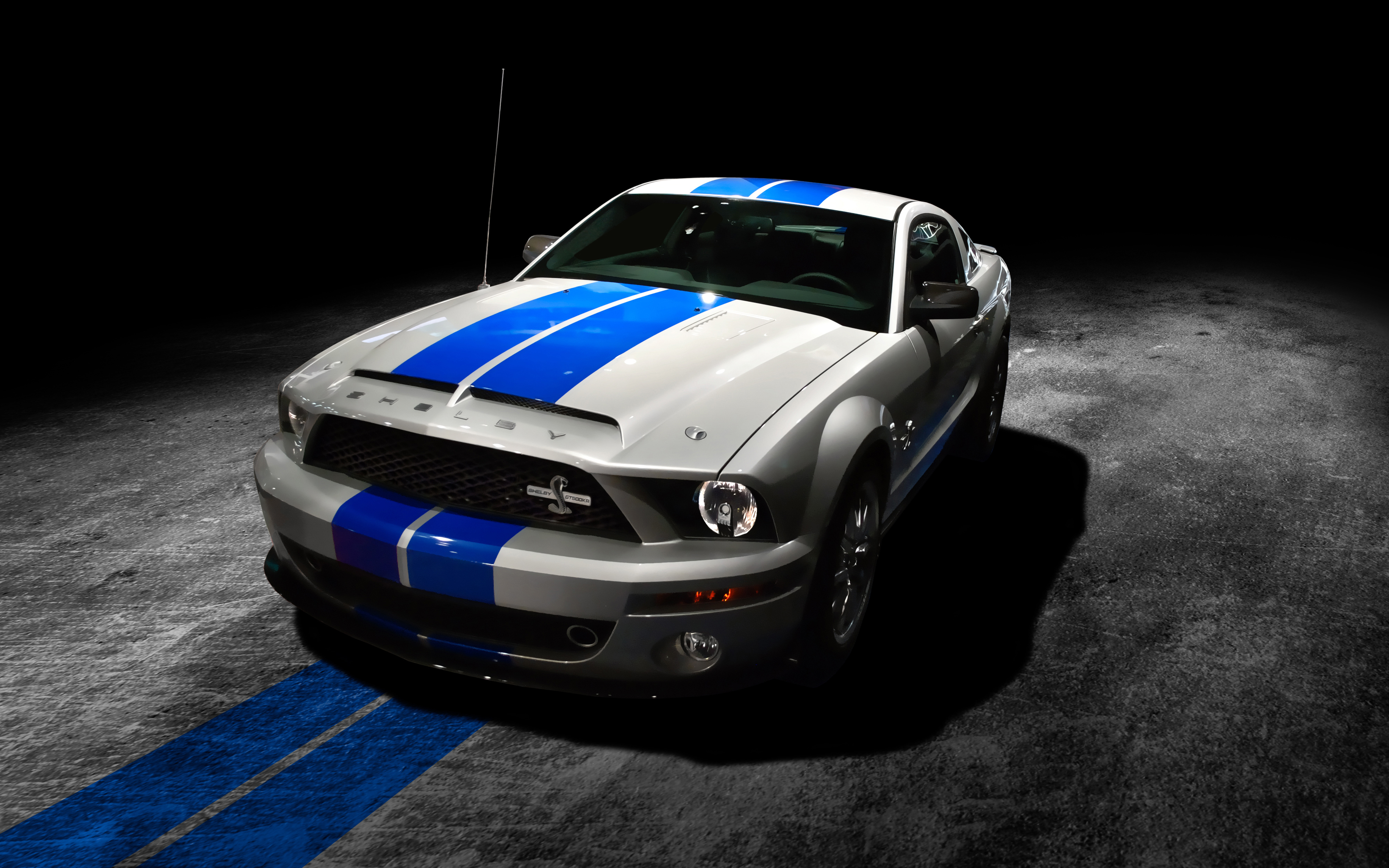2013 Ford Mustang Shelby GT500KR