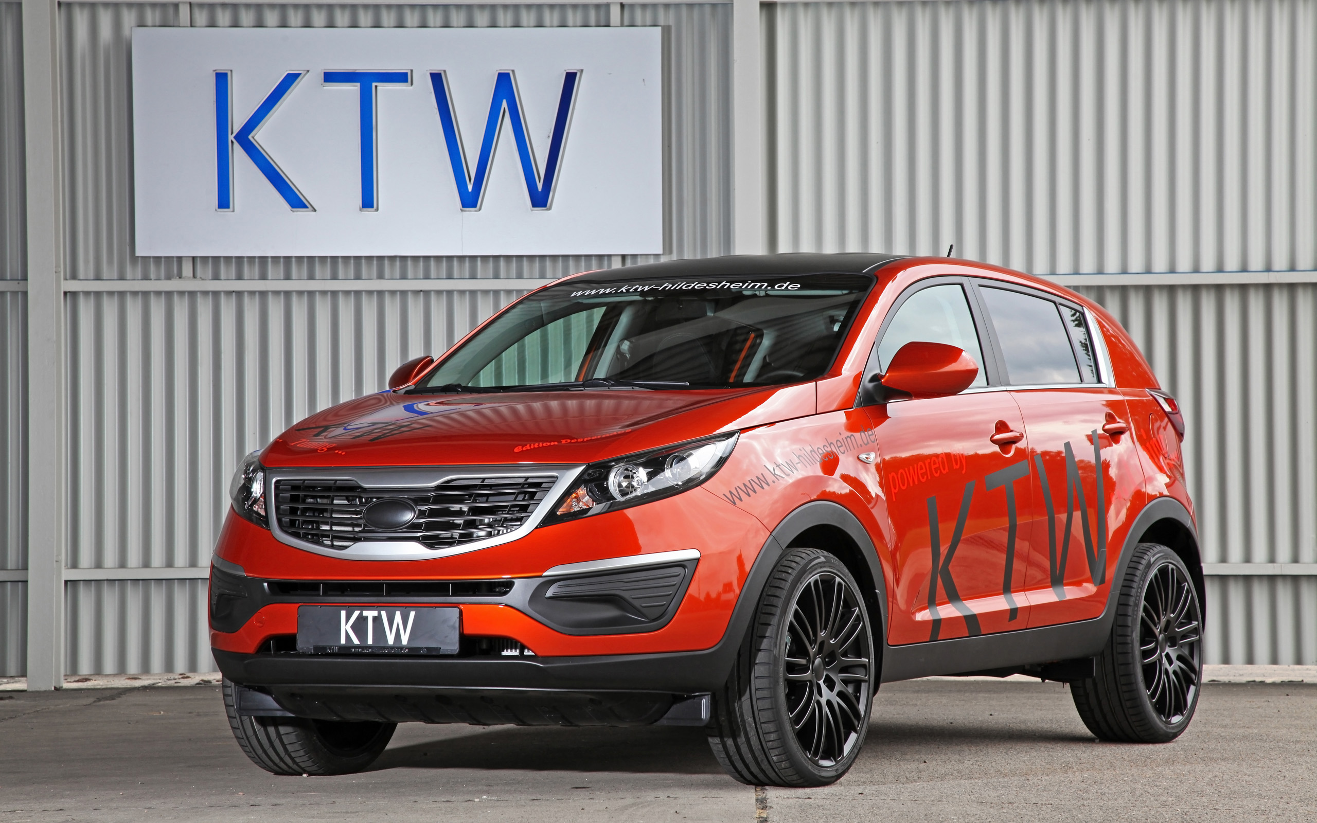 2013 ktw tuning kia sportage wallpaper hd car wallpapers. Black Bedroom Furniture Sets. Home Design Ideas