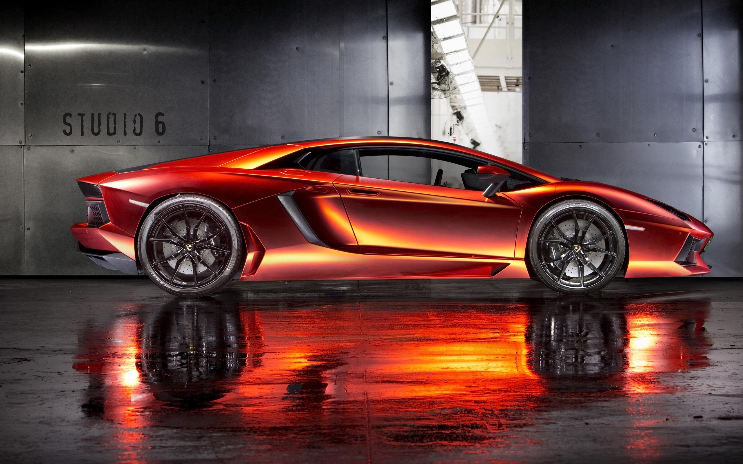 2013 lamborghini aventador by print tech 3 - Tron Lamborghini Aventador Wallpaper