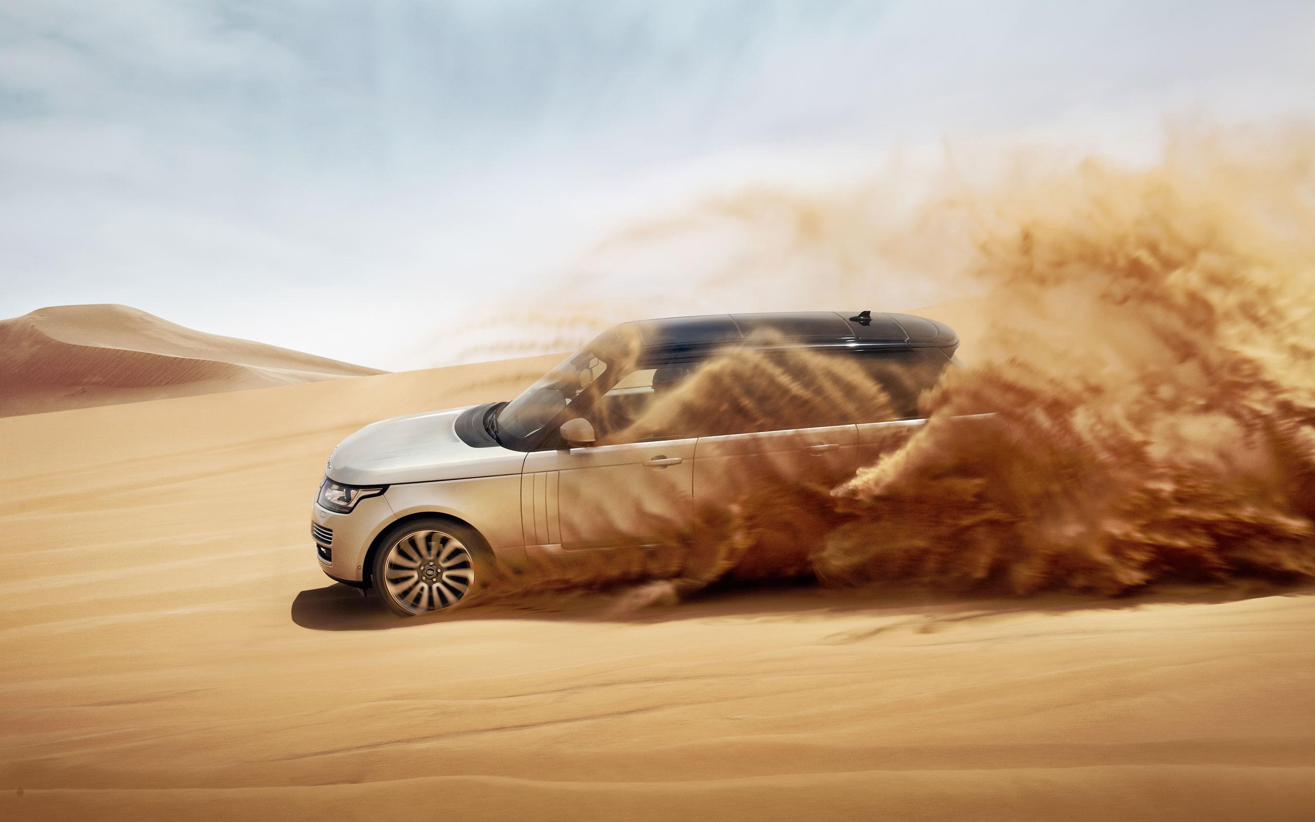 2013 Land Rover Range Rover 4 Wallpaper Hd Car Wallpapers