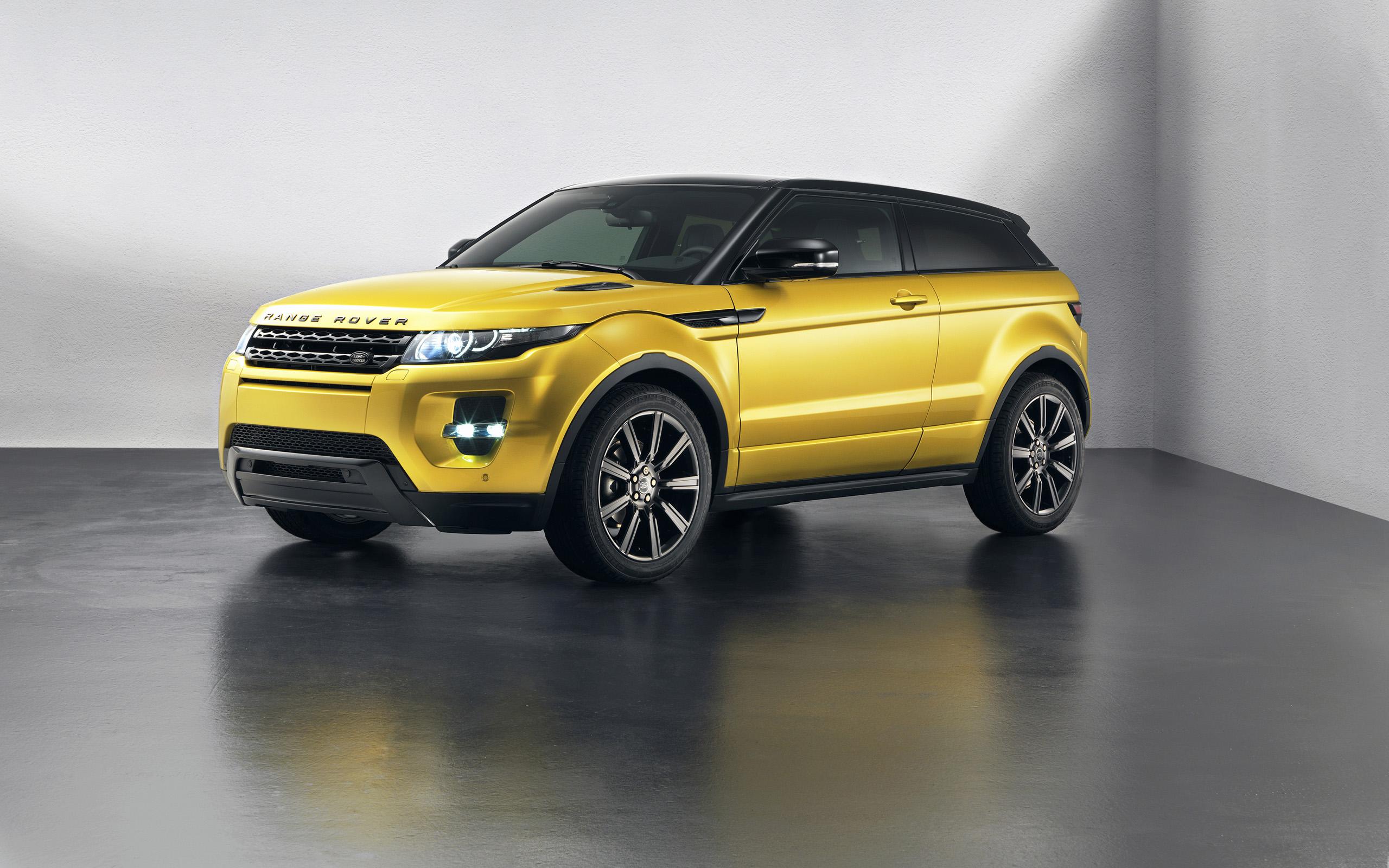 2013 Land Rover Range Rover Evoque Special Edition Wallpaper | HD Car ...