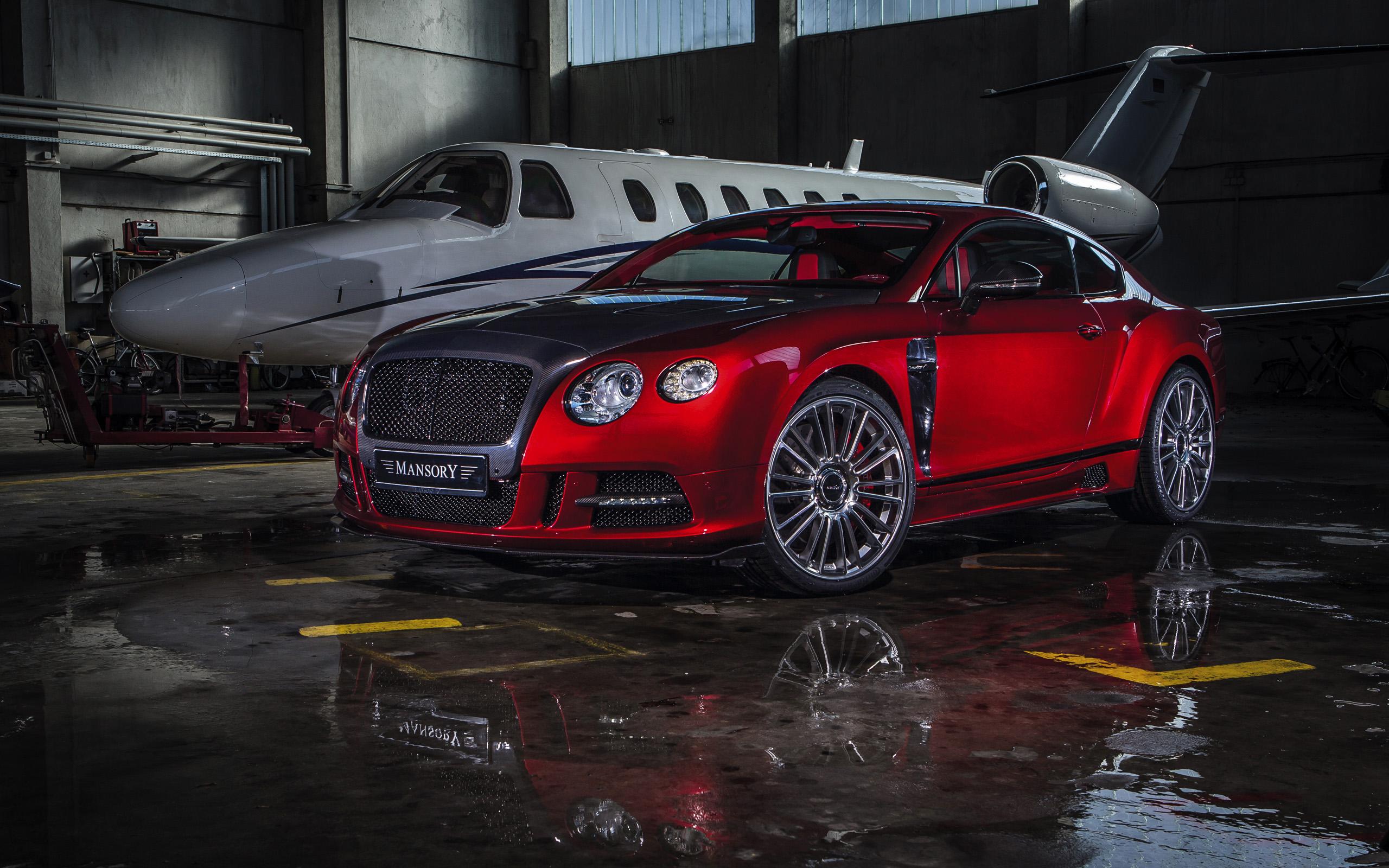 2013 Mansory Bentley Continental GT Sanguis Wallpaper