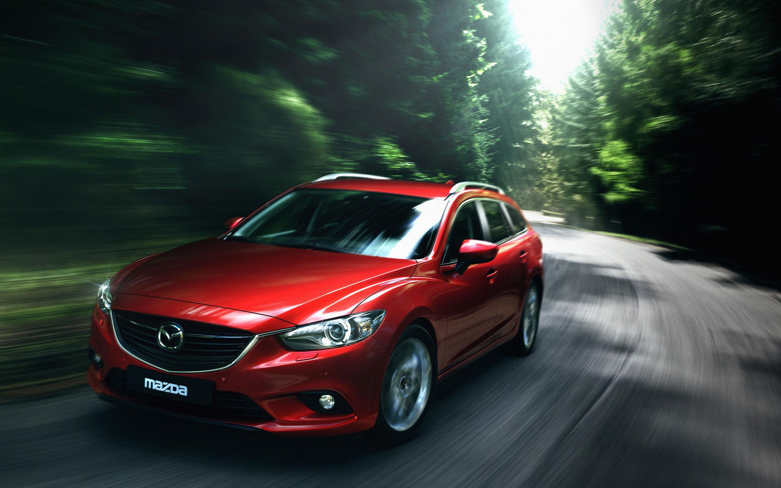 2013 Mazda 6 Wagon Wallpaper | HD Car Wallpapers | ID #3075