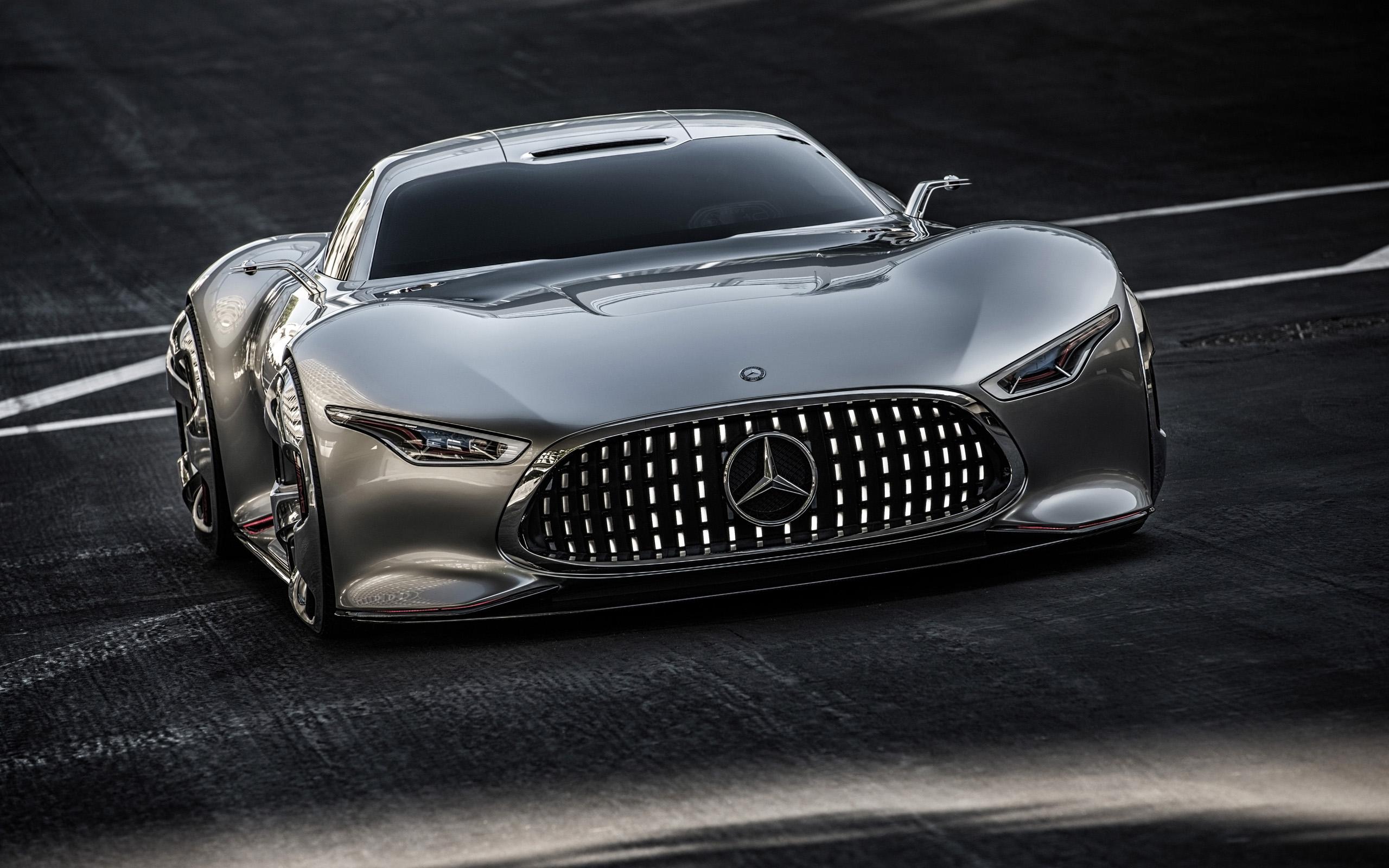 2013 Mercedes Benz AMG Vision Gran Turismo
