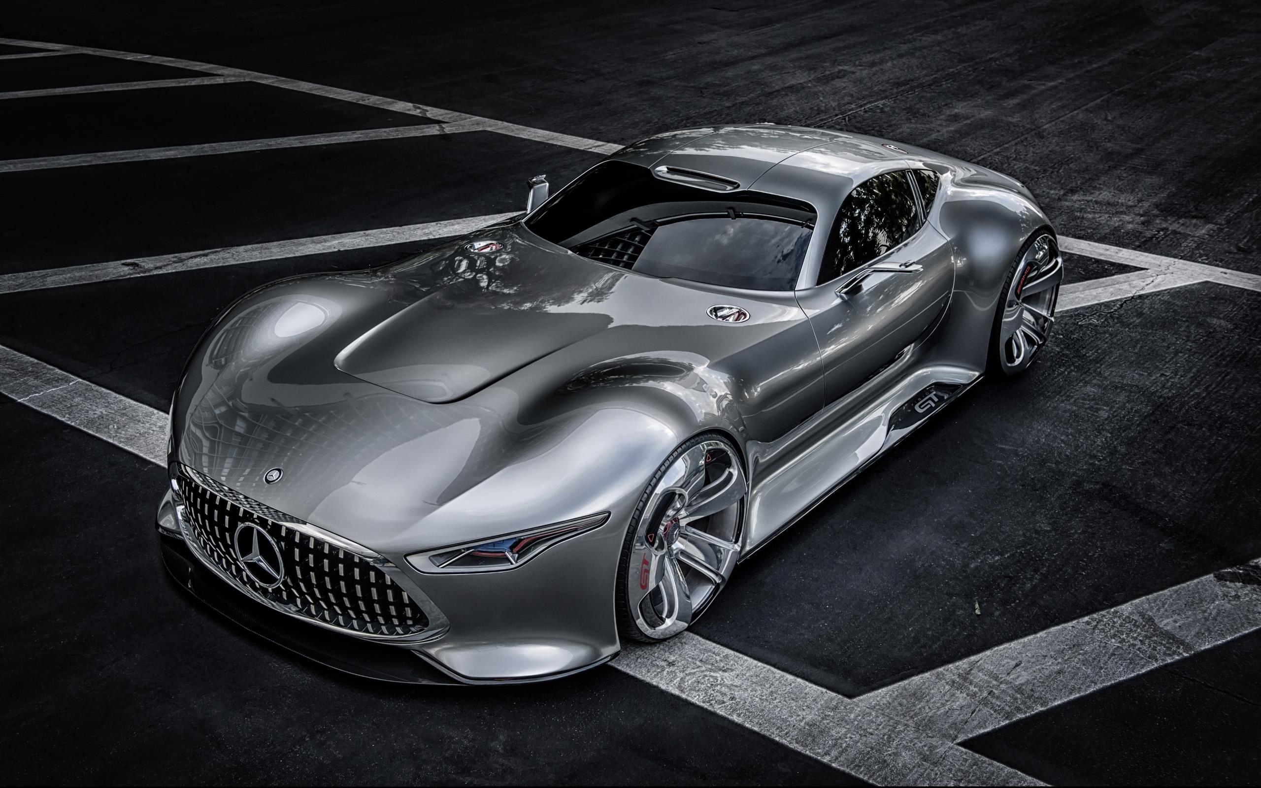 2013 Mercedes Benz AMG Vision Gran Turismo 2 Wallpaper ...