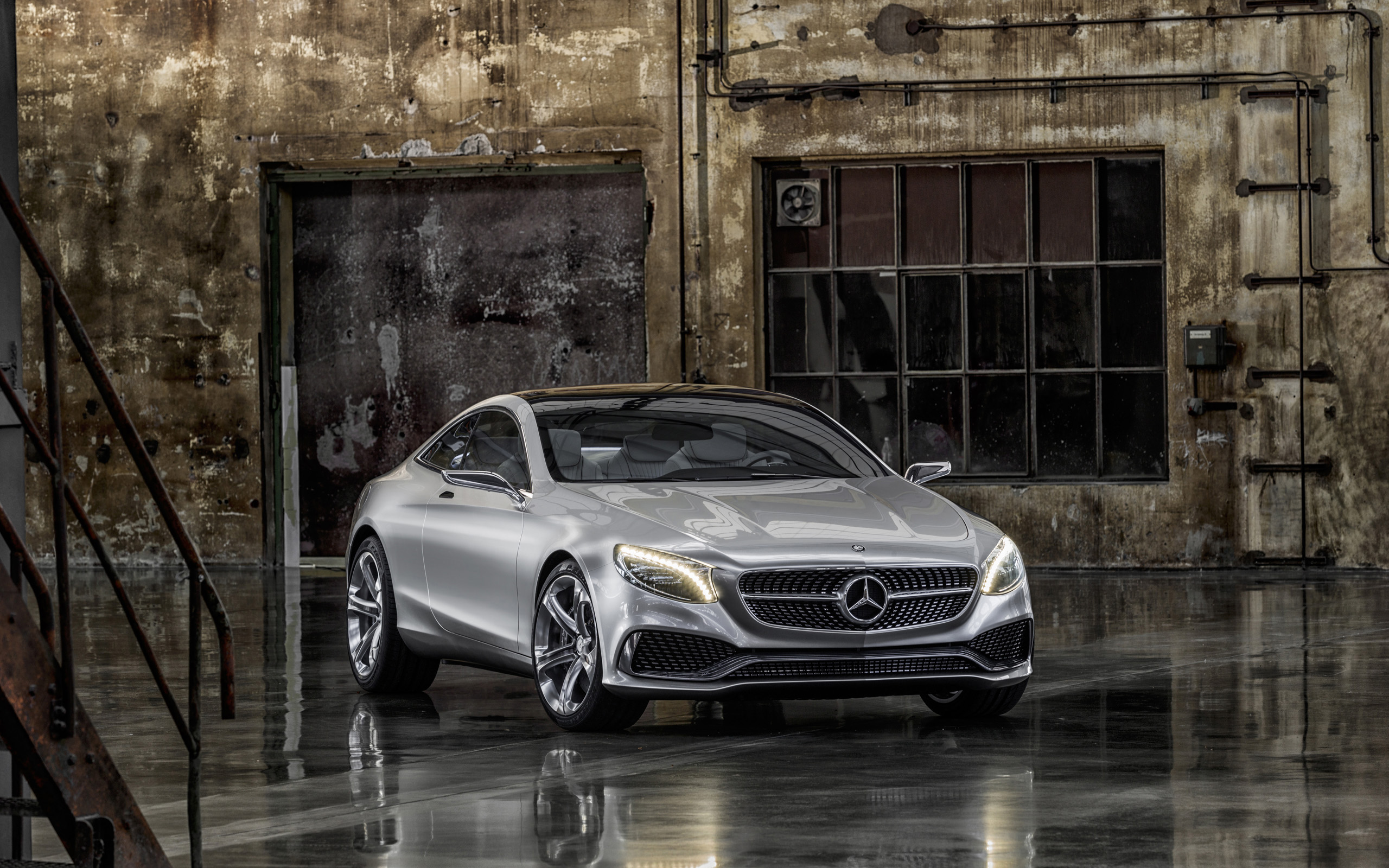 2013 Mercedes Benz S Class Coupe Wallpaper Hd Car Wallpapers Id