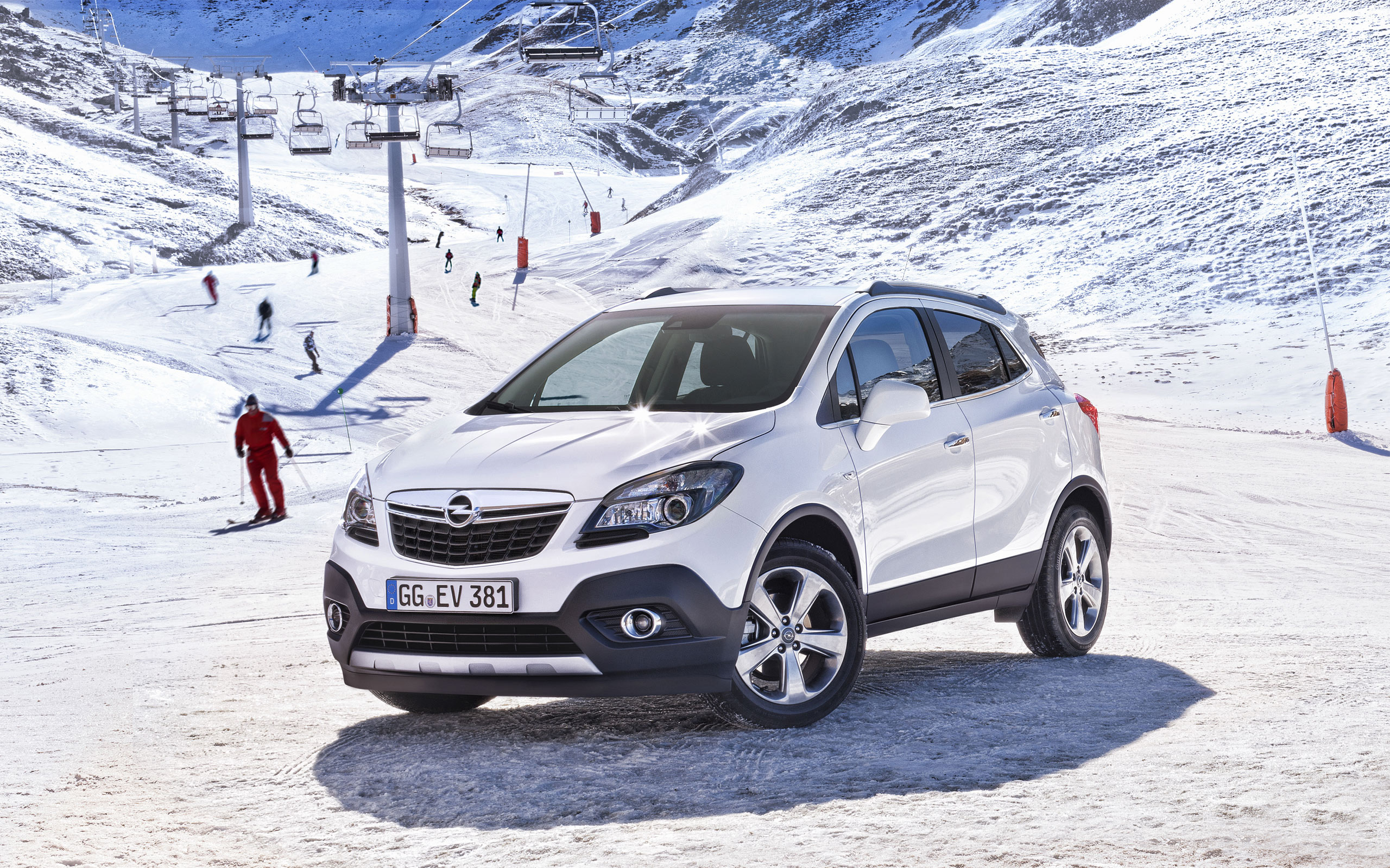 2013 opel mokka wallpaper hd car wallpapers. Black Bedroom Furniture Sets. Home Design Ideas