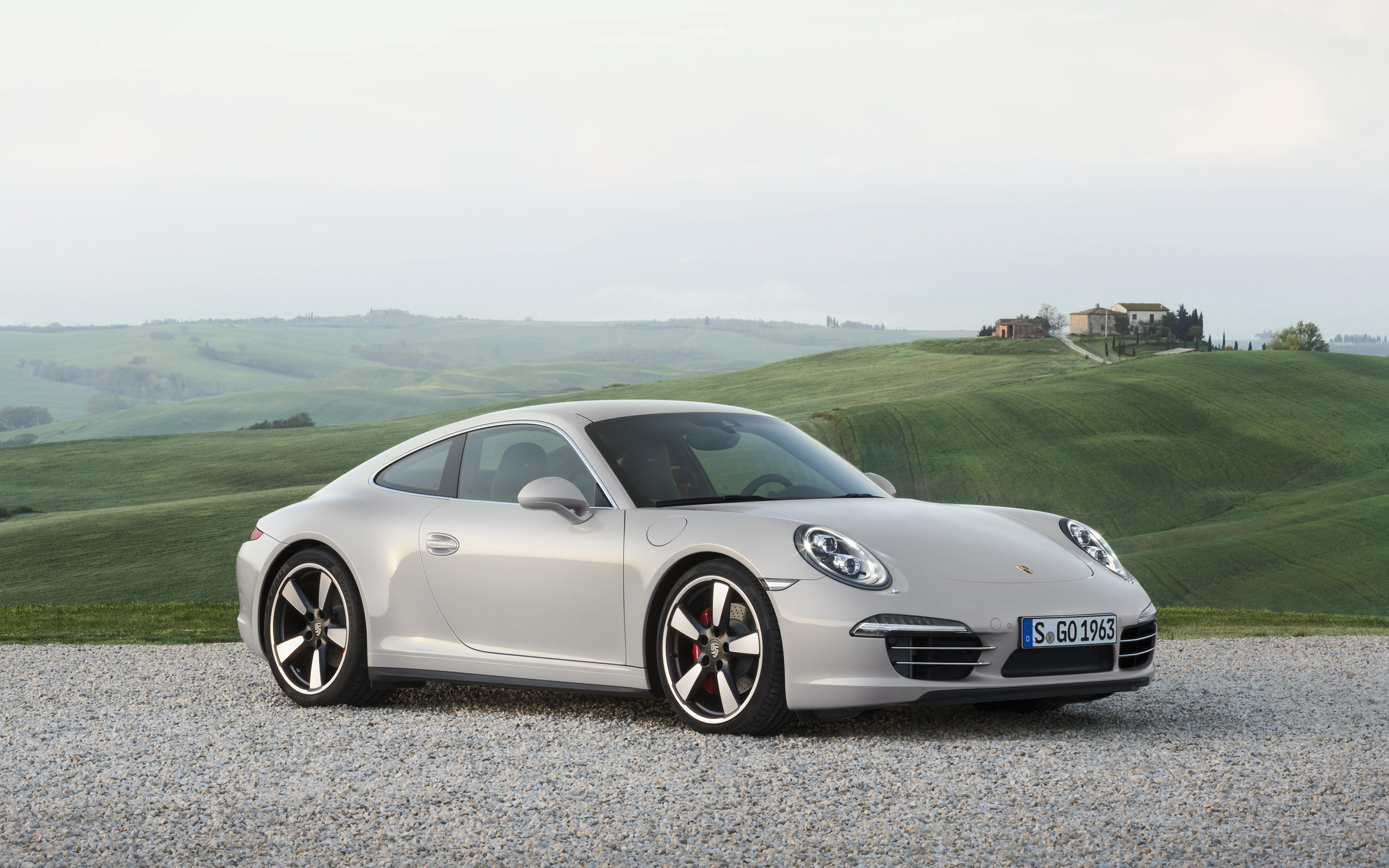 2013 porsche 911 50th anniversary edition - Porsche 911 Wallpaper Widescreen